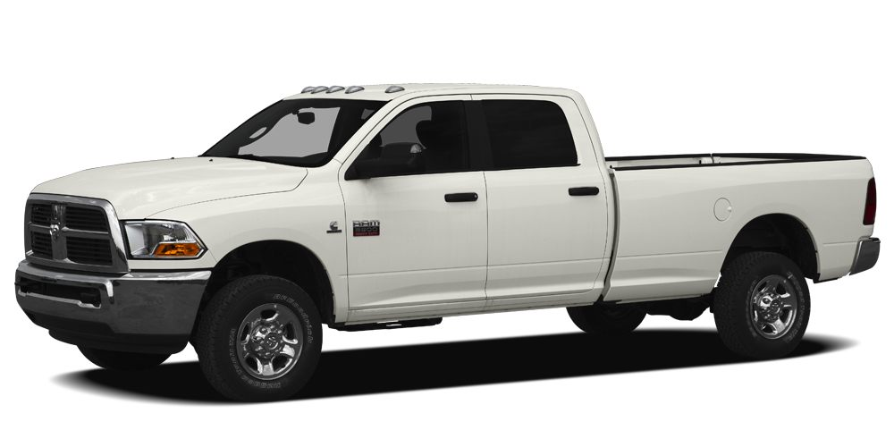 2010 Dodge Ram 3500  VIP seating A real joy ride Your quest for a gently used truck is over T