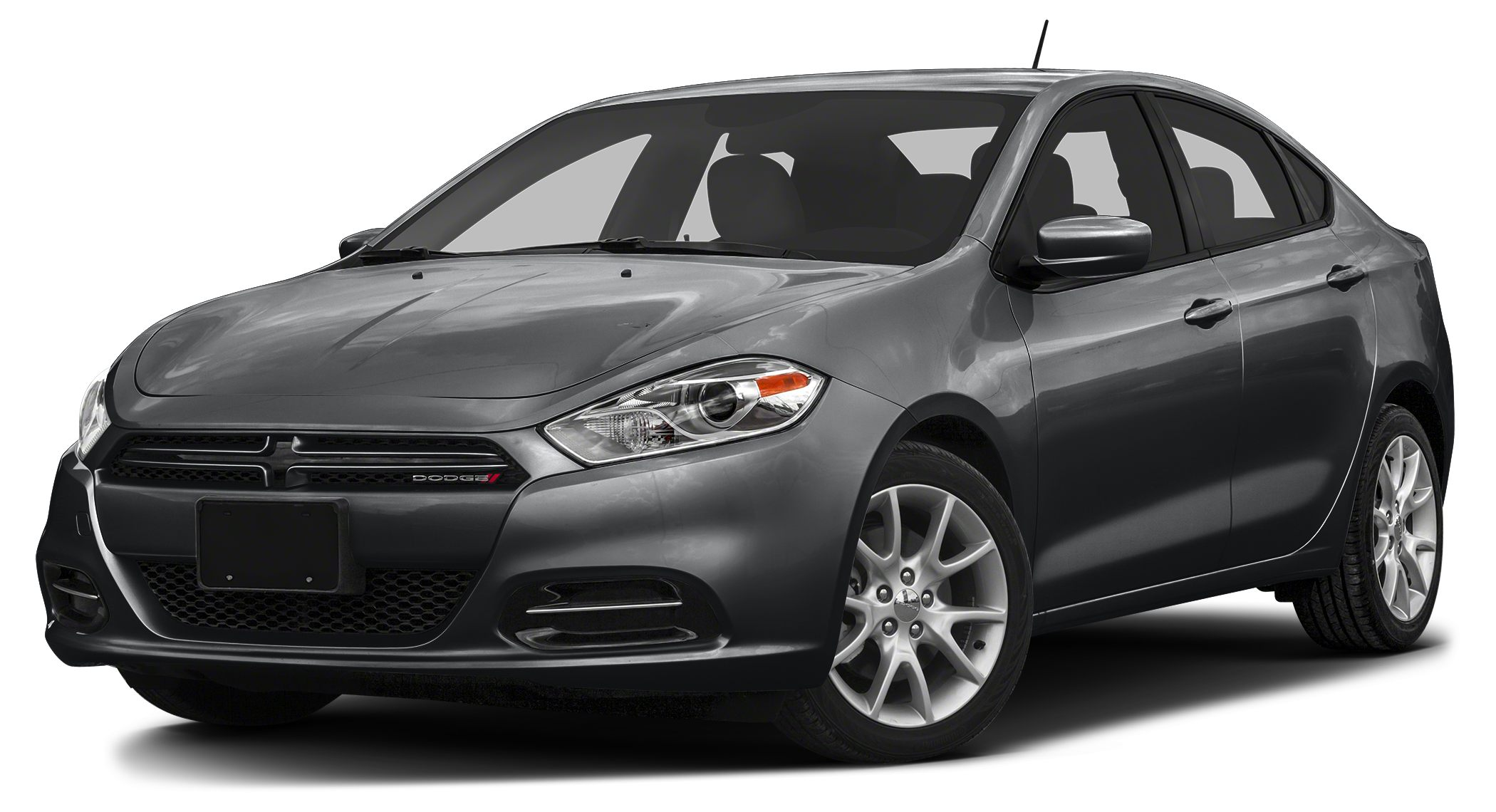 2015 Dodge Dart SXT Traction control keeps you from slip sliding away Take charge of the winding