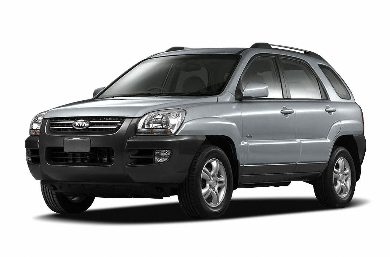 2005 Kia Sportage EX Miles 99856Color Gray Metallic Stock 57108580 VIN KNDJF723X57108580