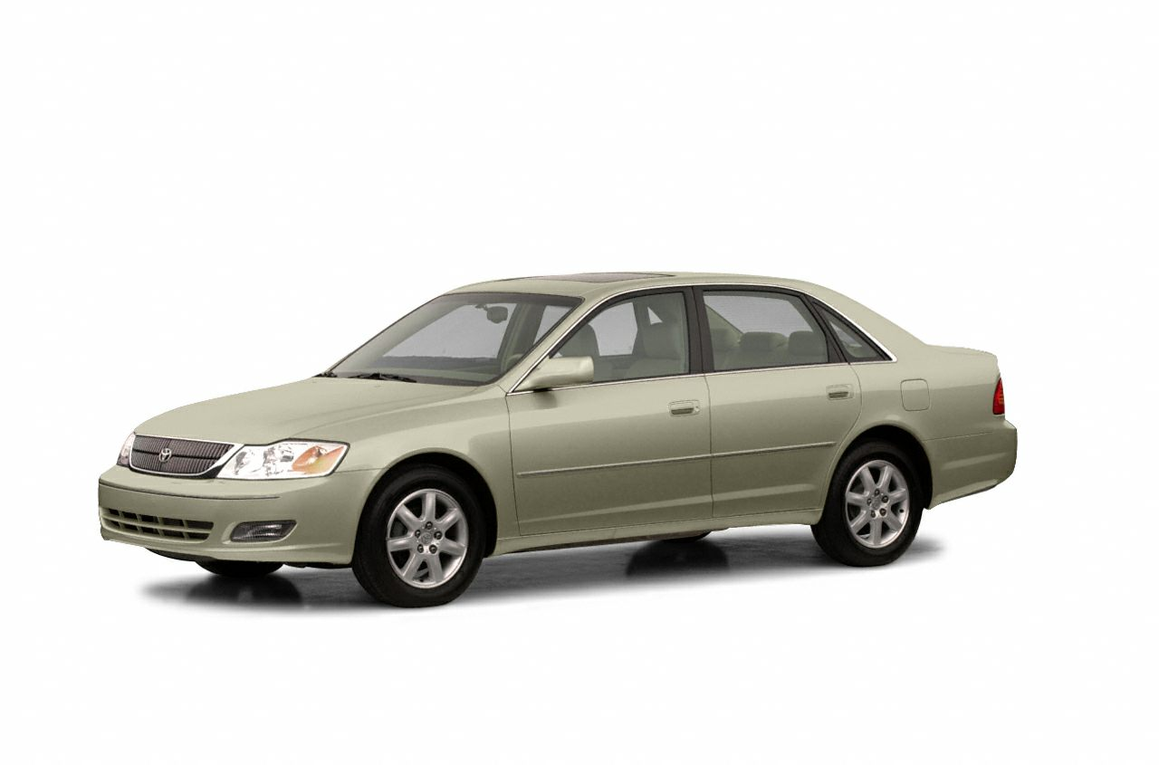 2002 Toyota Avalon XLS Prices are PLUS tax tag title fee 799 Pre-Delivery Service Fee and 1