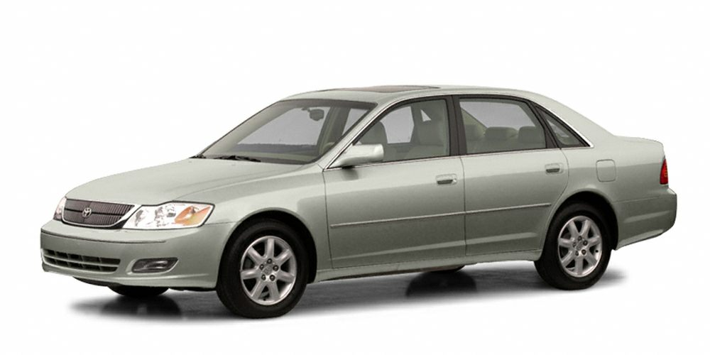 2002 Toyota Avalon  Miles 113831Color Gray Stock ZT212288 VIN 4T1BF28BX2U212288