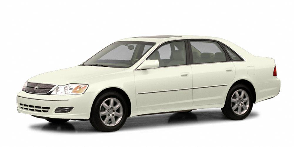2002 Toyota Avalon  Miles 185983Color Diamond White Stock 116418B VIN 4T1BF28B62U224566