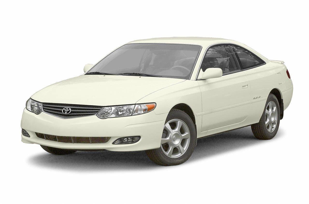 2002 Toyota Camry Solara  Miles 223603Color Black Stock K14654A VIN 2T1CF28PX2C593383