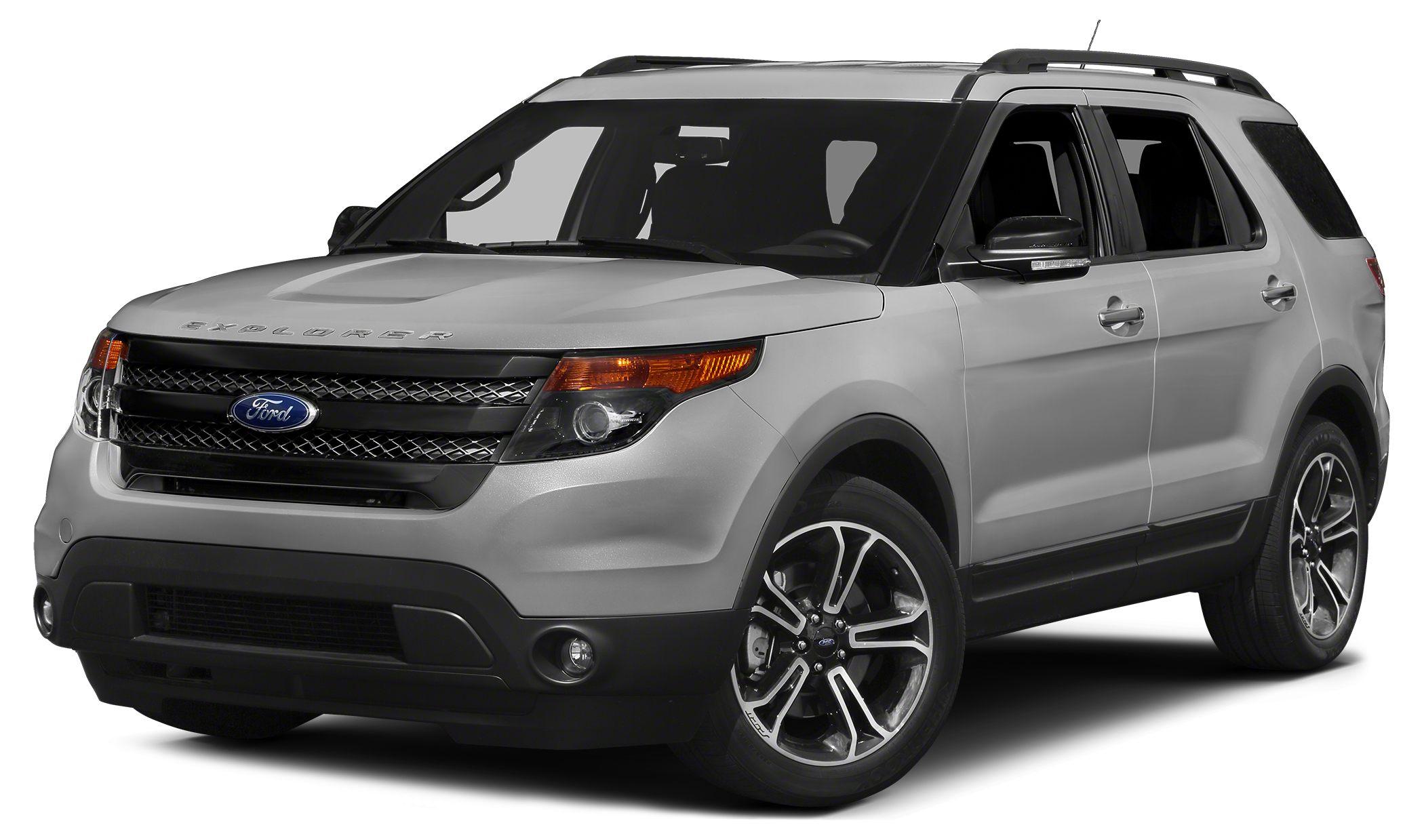 2015 Ford Explorer Sport Miles 10Color Silver Stock 14262T VIN 1FM5K8GT9FGB05260