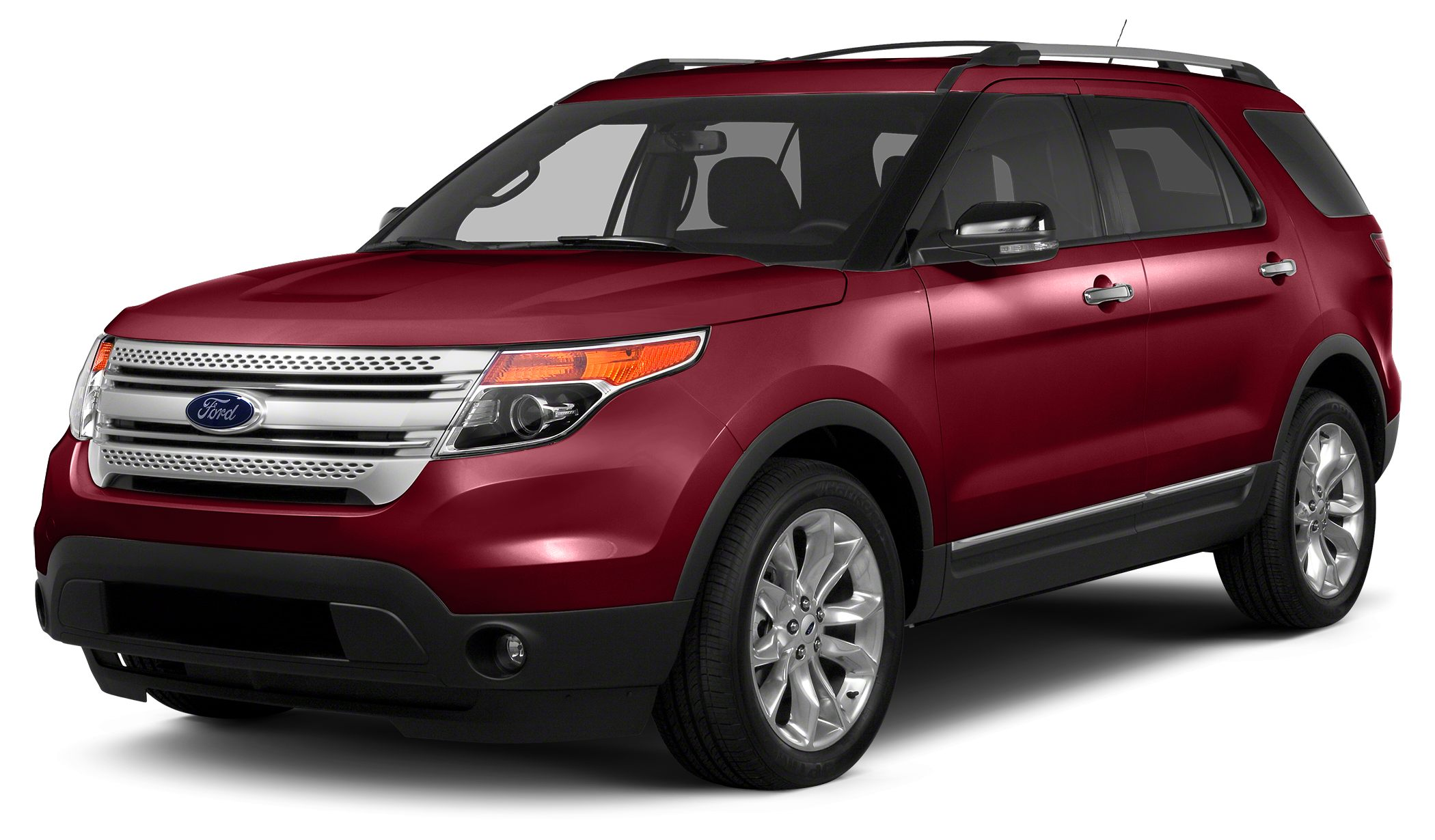 2015 Ford Explorer XLT Color Red Stock C20500 VIN 1FM5K8D88FGC20500