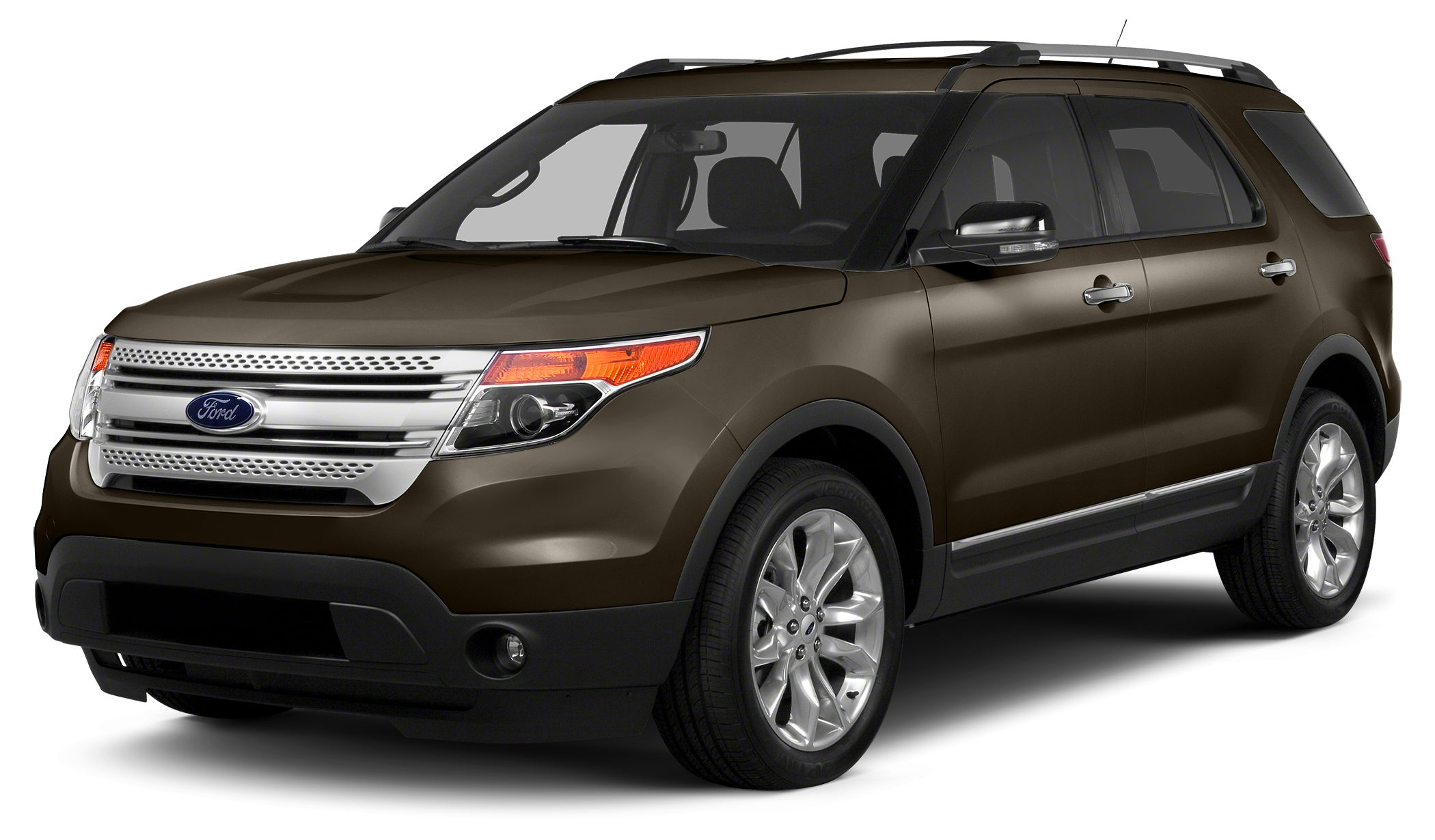 2015 Ford Explorer XLT CARFAX 1-Owner ONLY 3514 Miles FUEL EFFICIENT 24 MPG Hwy17 MPG City Th