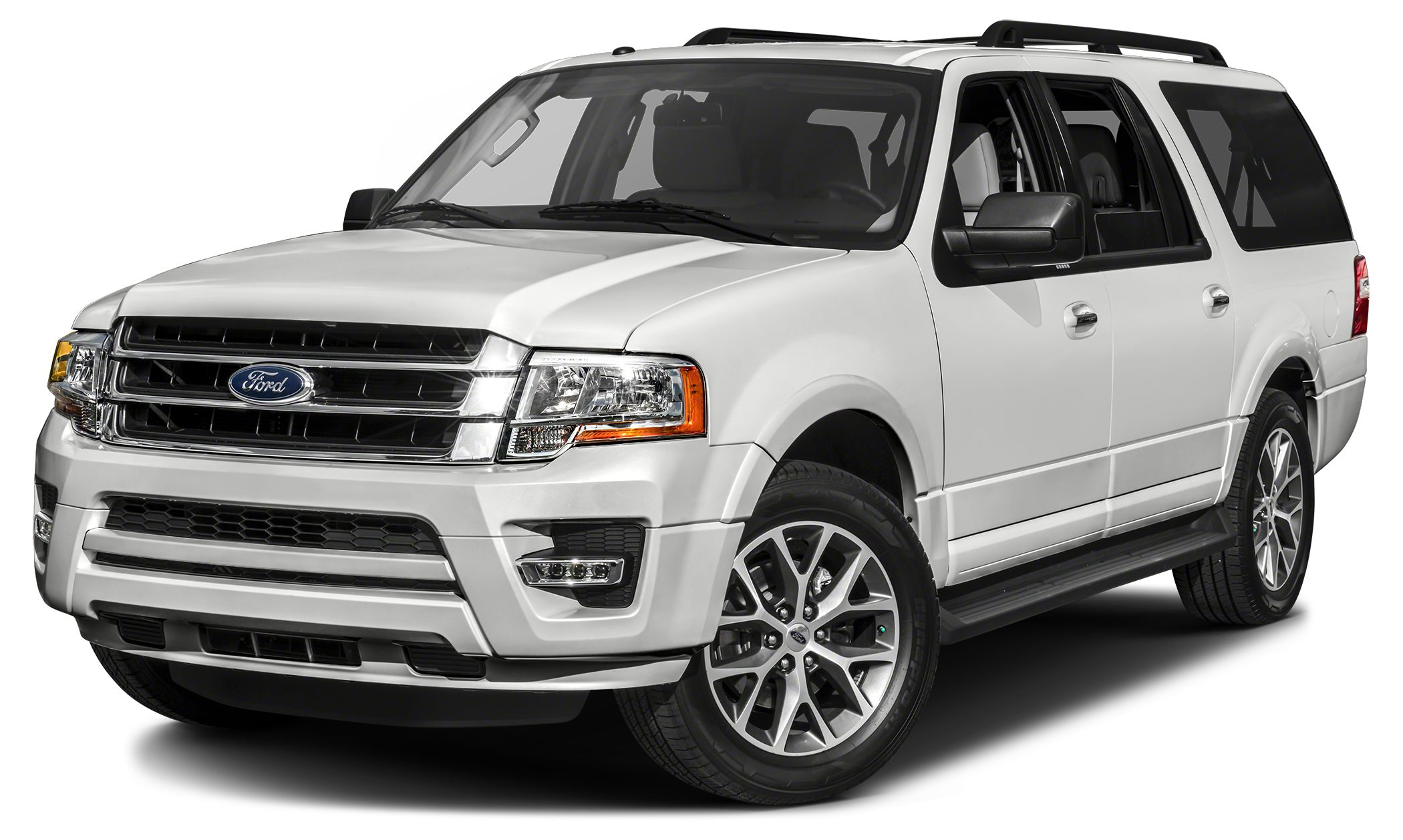 2016 Ford Expedition EL Platinum The 2016 Ford Expedition features a new aggressive front end crea
