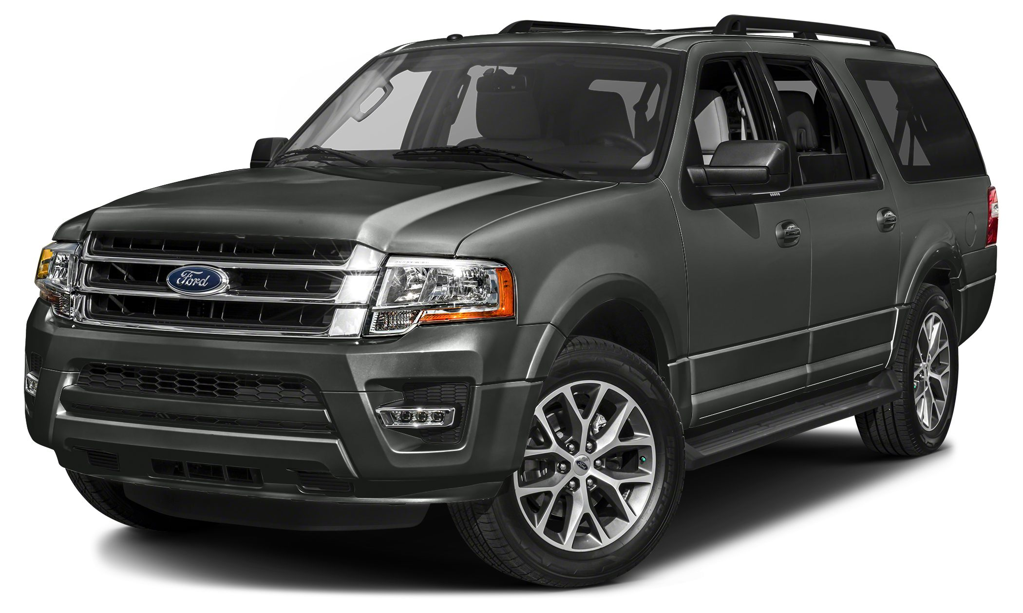 2016 Ford Expedition EL XLT Odometer is 4707 miles below market average Miles 29548Color Gray