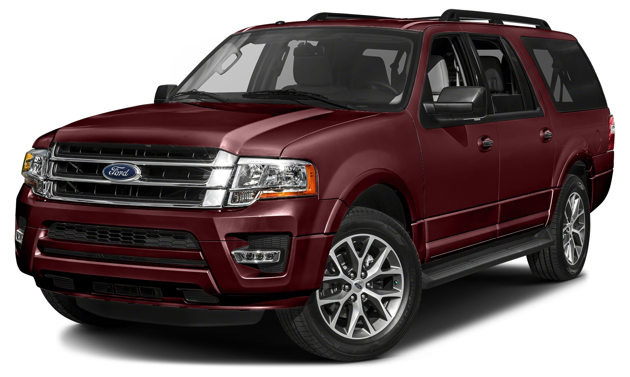 2016 Ford Expedition EL King Ranch This smooth-riding 2016 Ford Expedition EL King Ranch provides