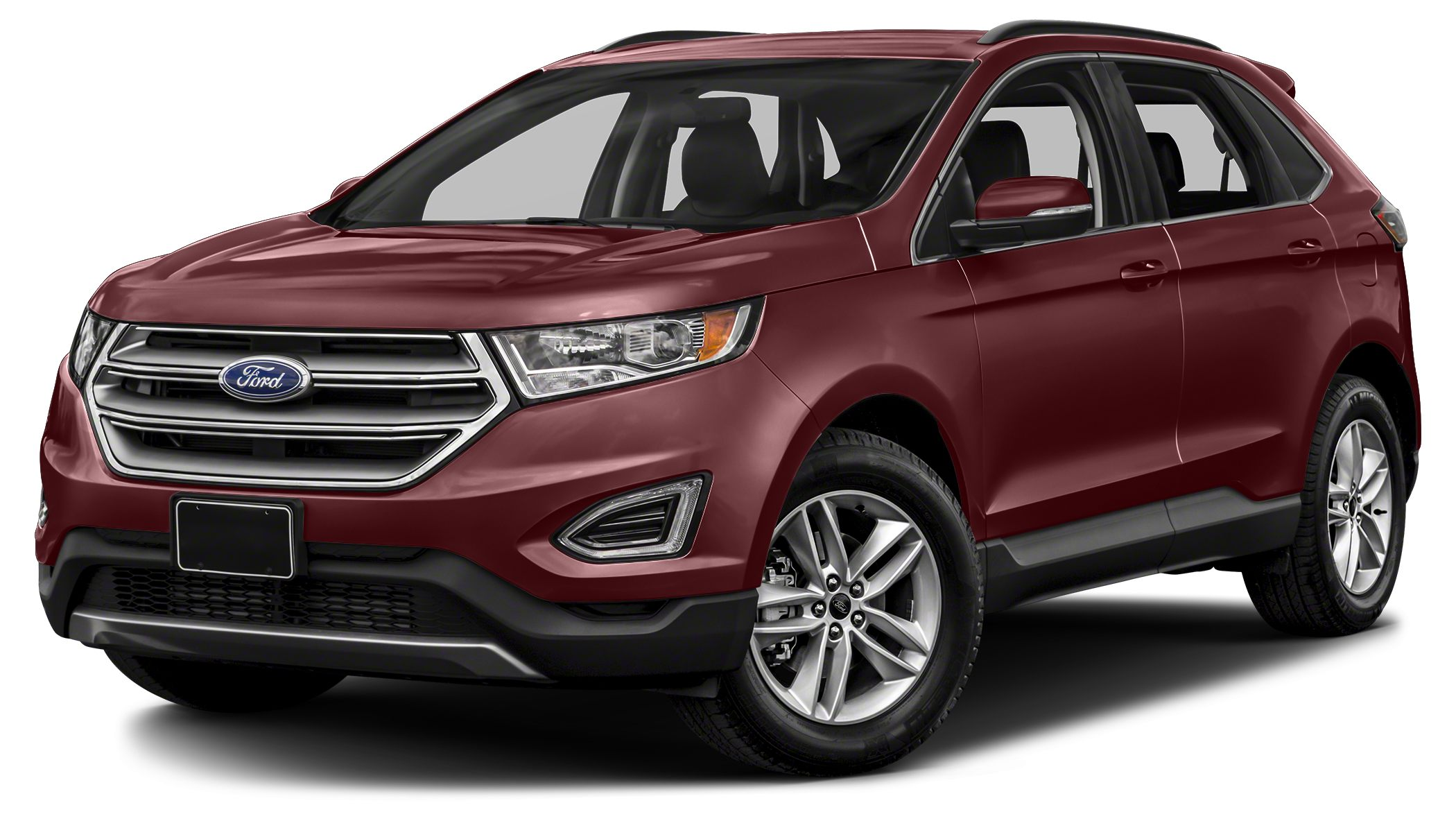 2015 Ford Edge SEL Miles 0Color Ruby Red Metallic Tinted Clearcoat Stock IP-B28238 VIN 2FMTK