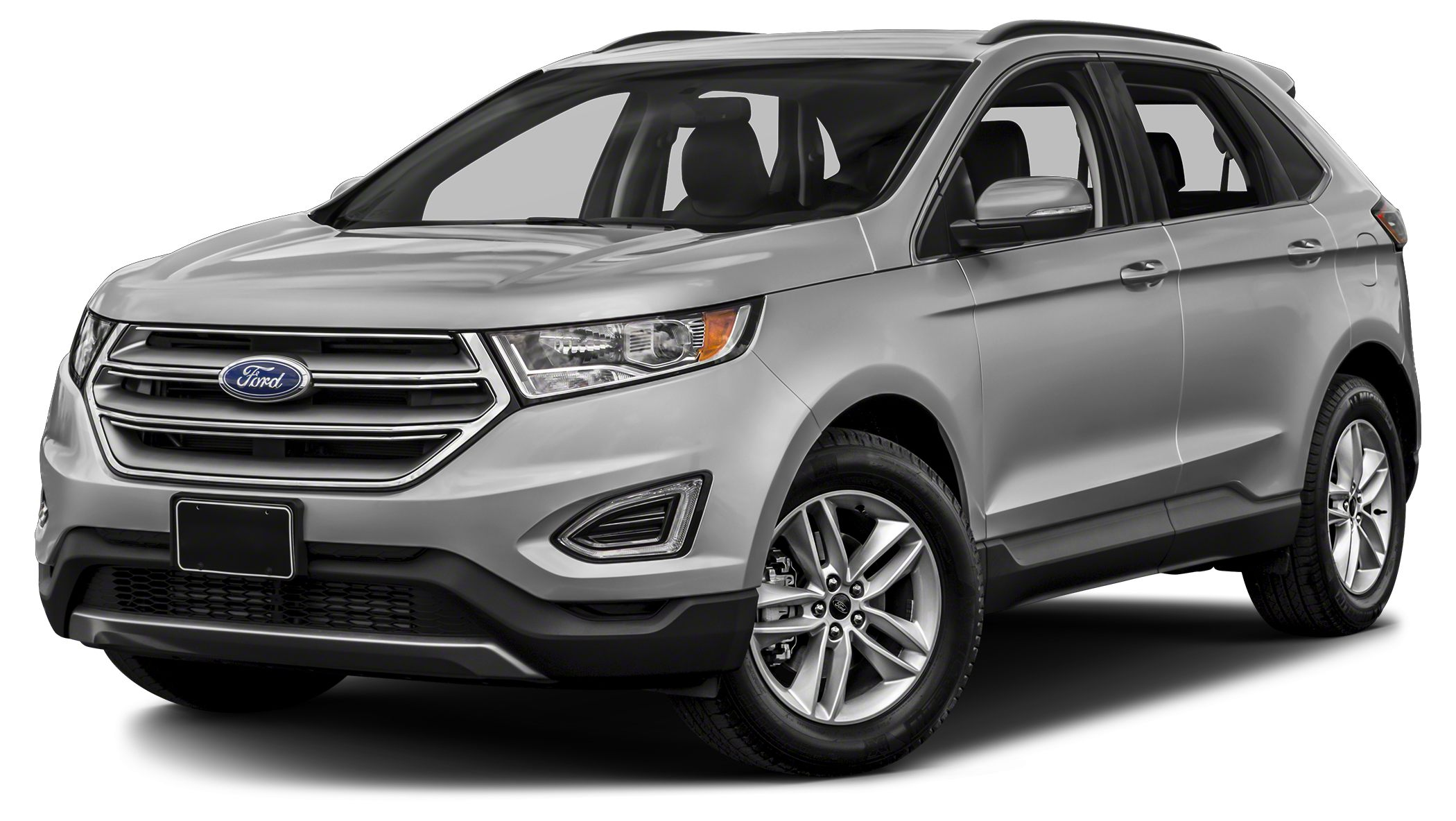 2015 Ford Edge SEL Miles 0Color Ingot Silver Stock IP-B28237 VIN 2FMTK3J80FBB28237