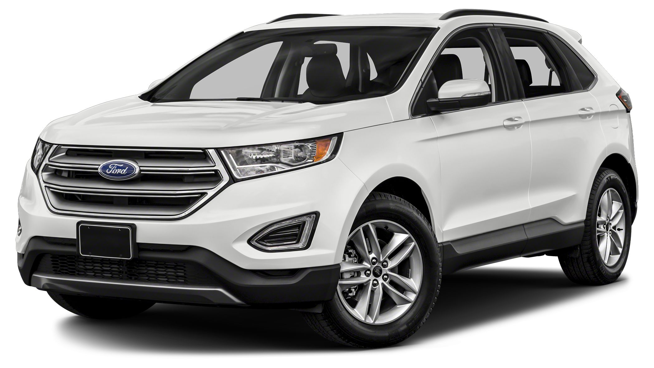 2018 Ford Edge SEL Miles 0Color Oxford White Stock FT8596 VIN 2FMPK3J95JBC12931