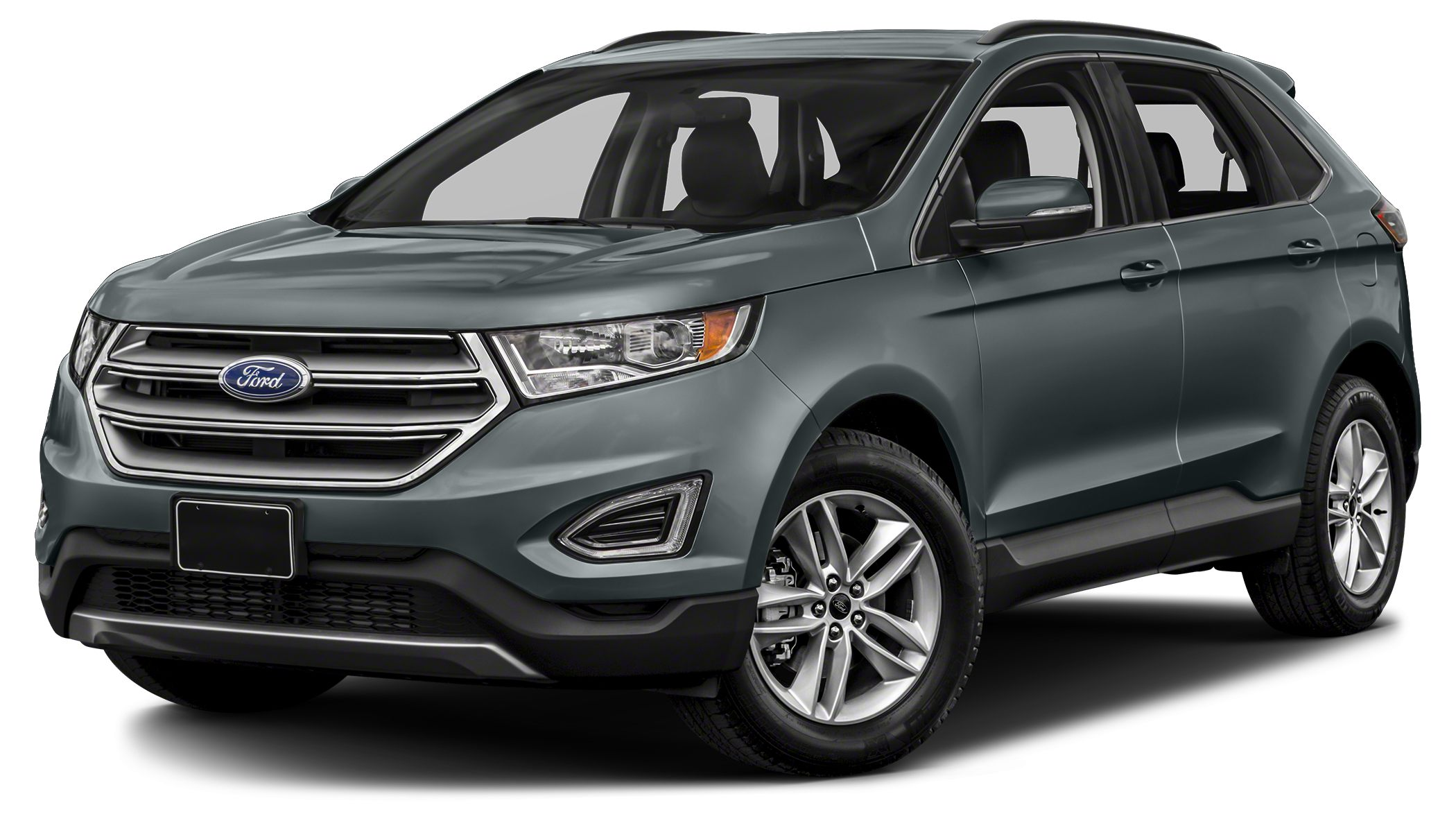2015 Ford Edge SEL Miles 0Color White Platinum Metallic Tri-Coat Stock IP-B45856 VIN 2FMTK4J