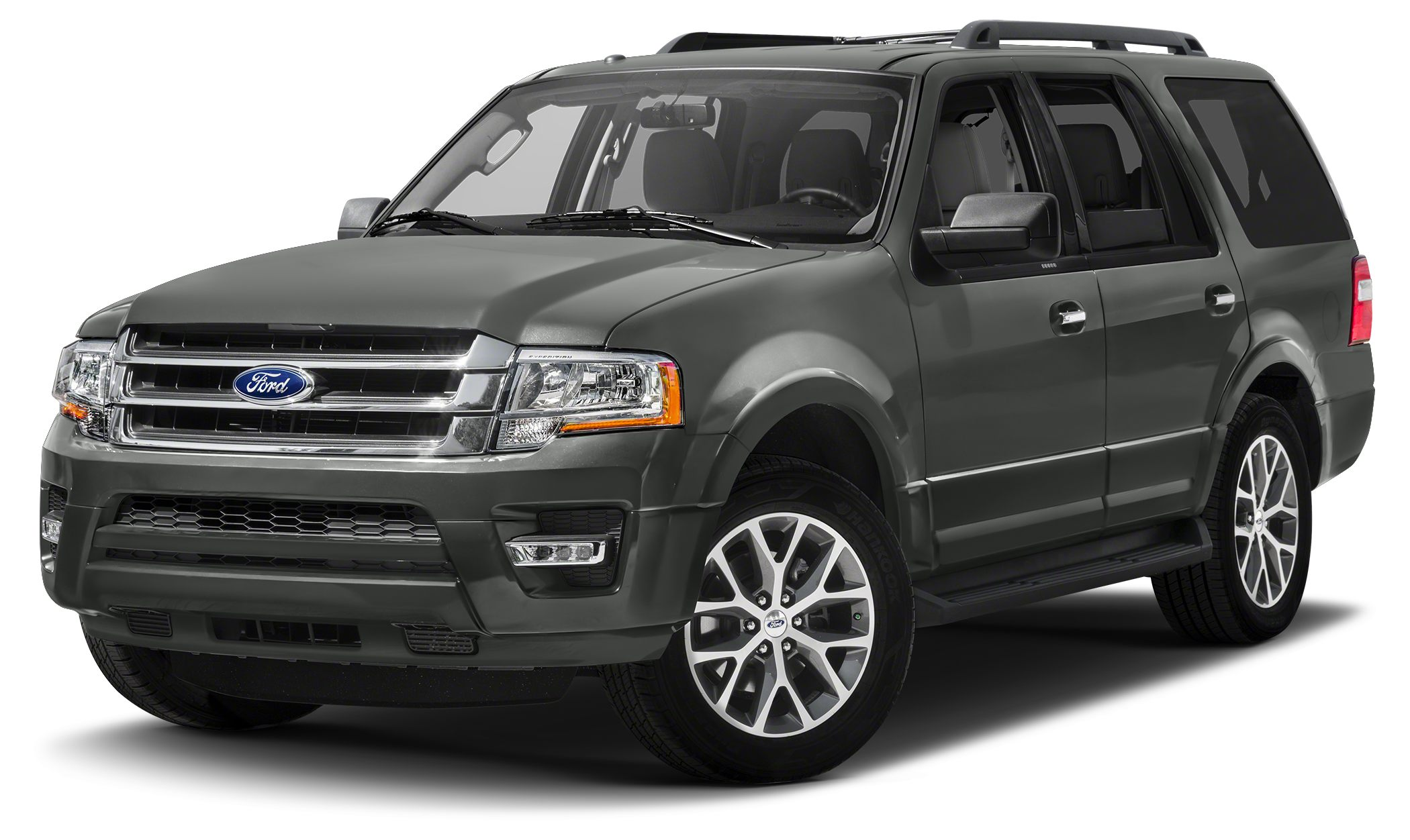 2016 Ford Expedition XLT The 2016 Ford Expedition features a new aggressive front end creates a bo