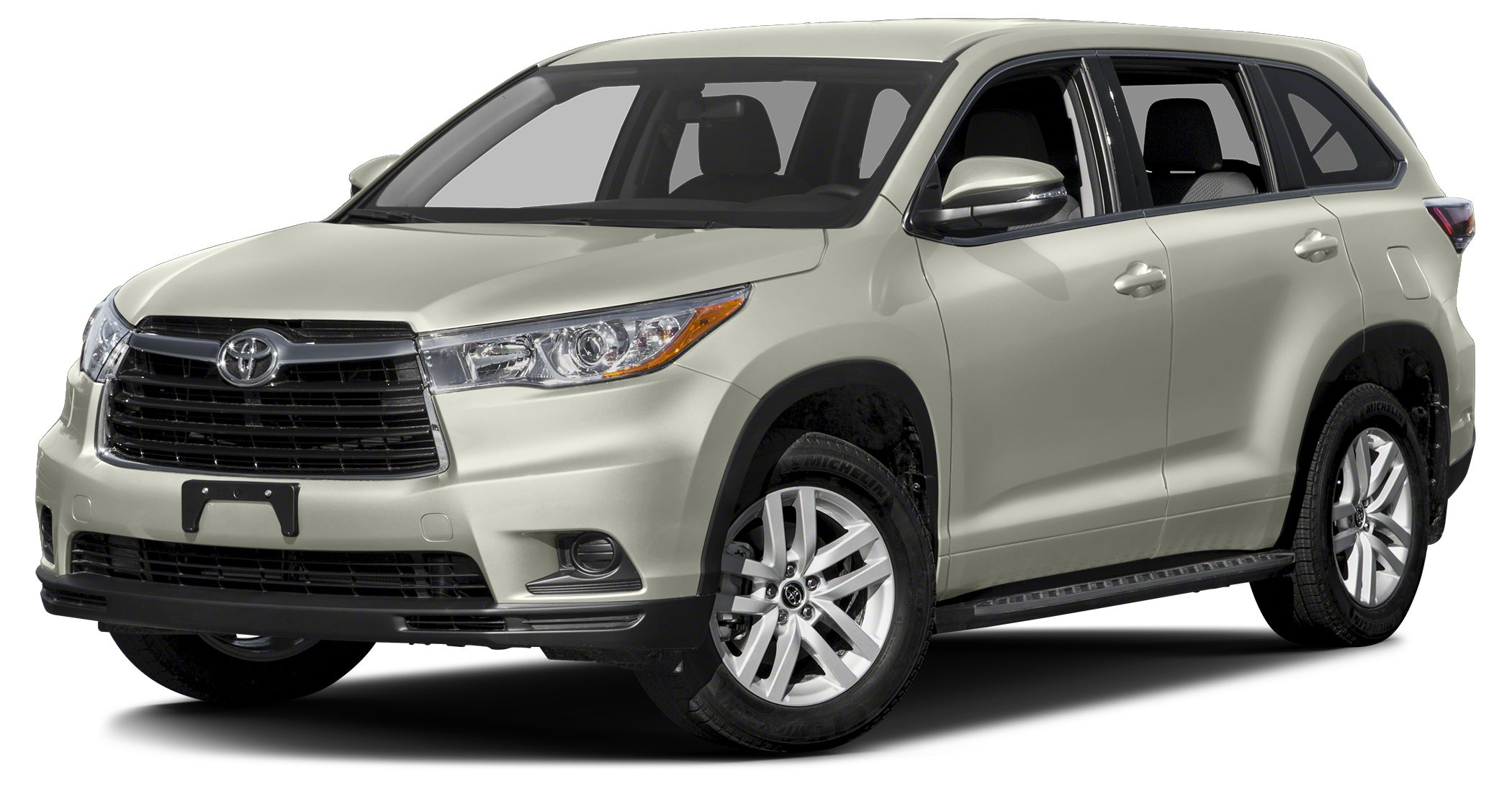 2016 Toyota Highlander LE The Toyota Highlander is crafted with excited inspirations the exterior