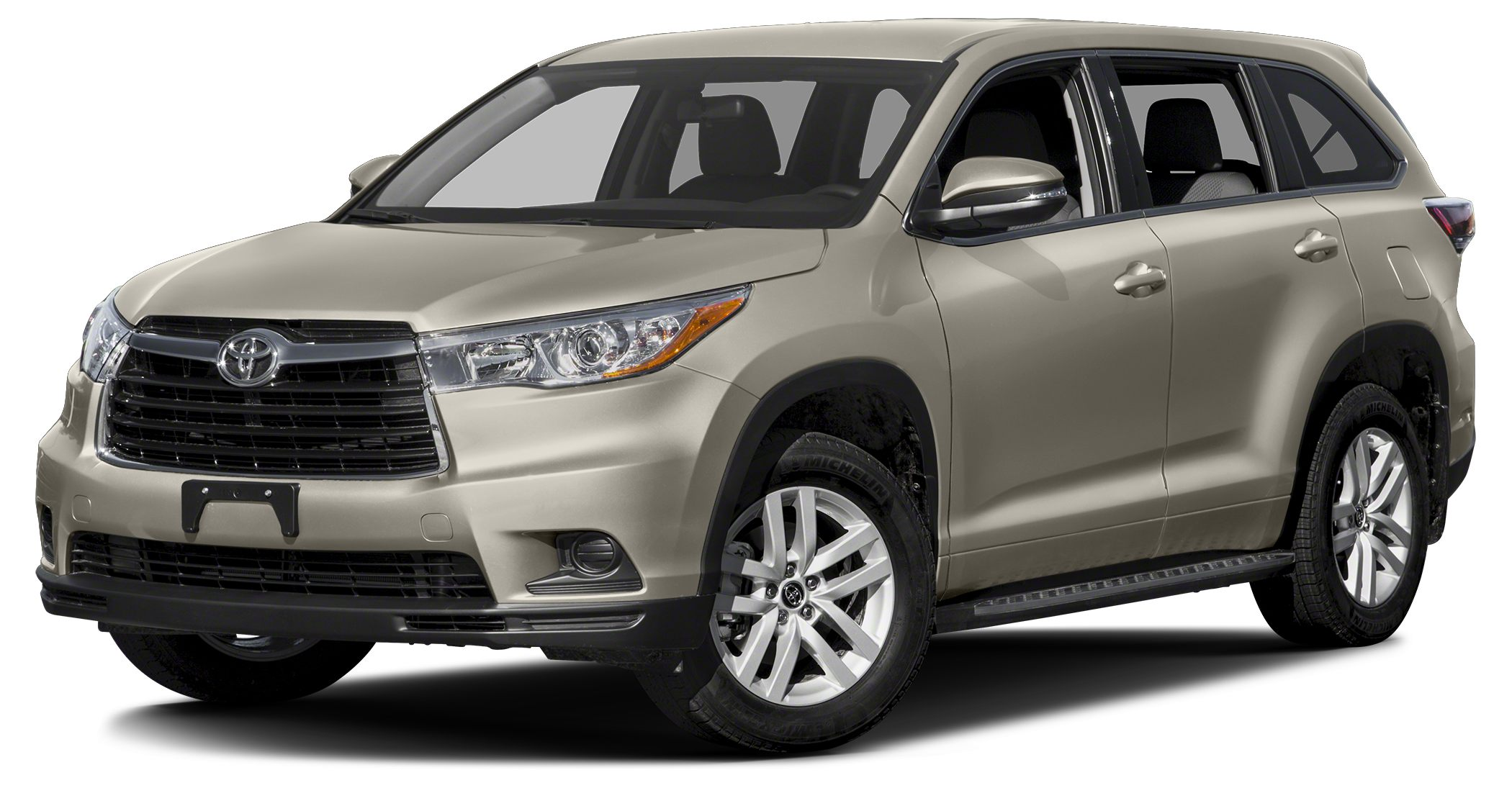2016 Toyota Highlander LE Plus REDUCED FROM 30985 EPA 24 MPG Hwy18 MPG City CARFAX 1-Owner