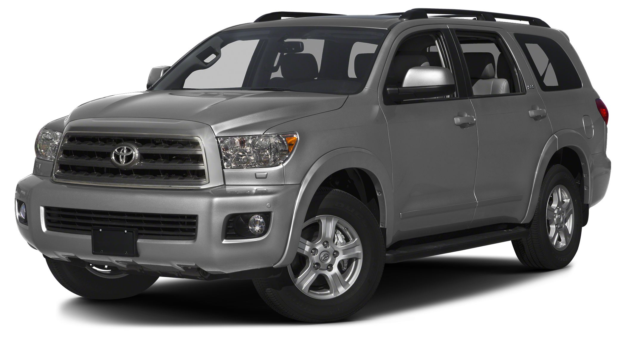 2016 Toyota Sequoia SR5 Introducing the 2016 Toyota Sequoia Performance ride and head-turning g