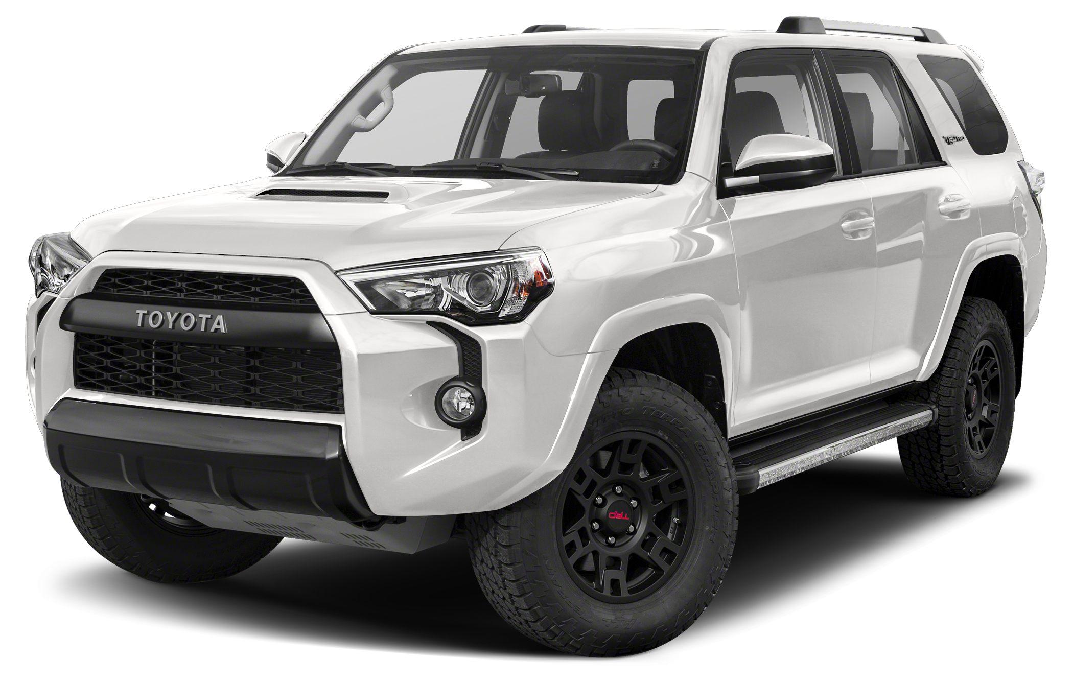 2016 Toyota 4Runner TRD Pro Miles 0Color Super White Stock 34570 VIN JTEBU5JRXG5334570
