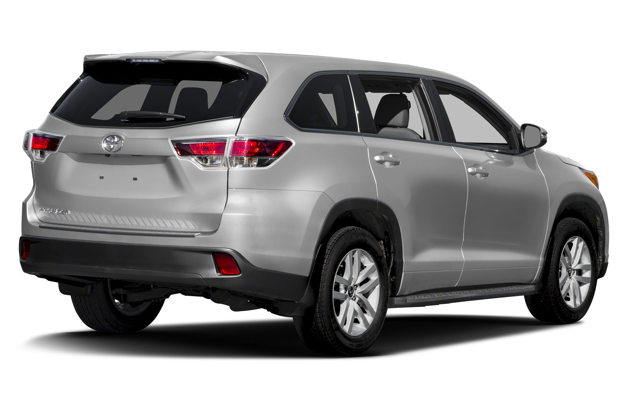 2016 Toyota Highlander LE Vehicle Options ABS Brakes Interval Wipers Tachometer Adjustable Foot Pe