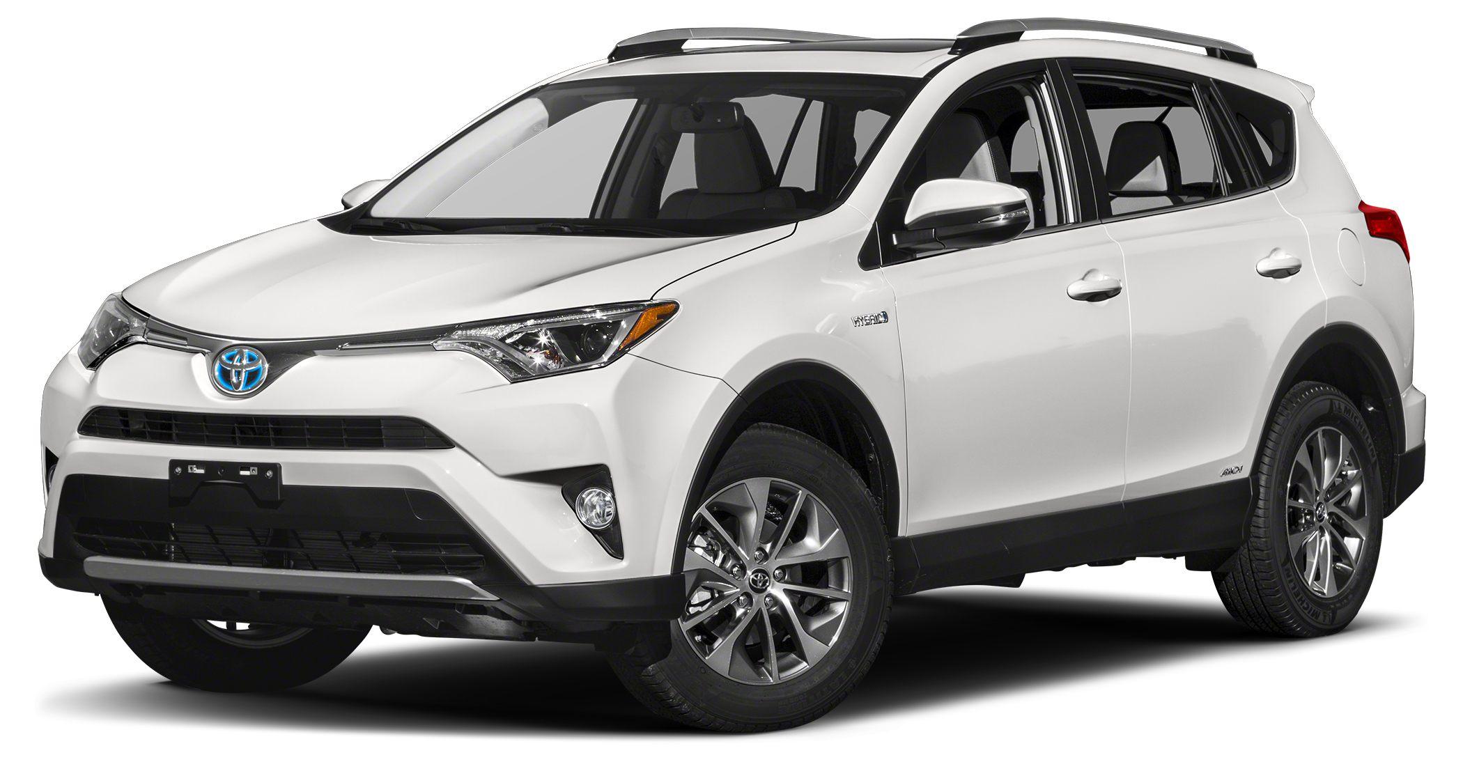 2018 Toyota RAV4 Hybrid  Miles 0Color Super White Stock TT4974 VIN JTMRJREV5JD187534