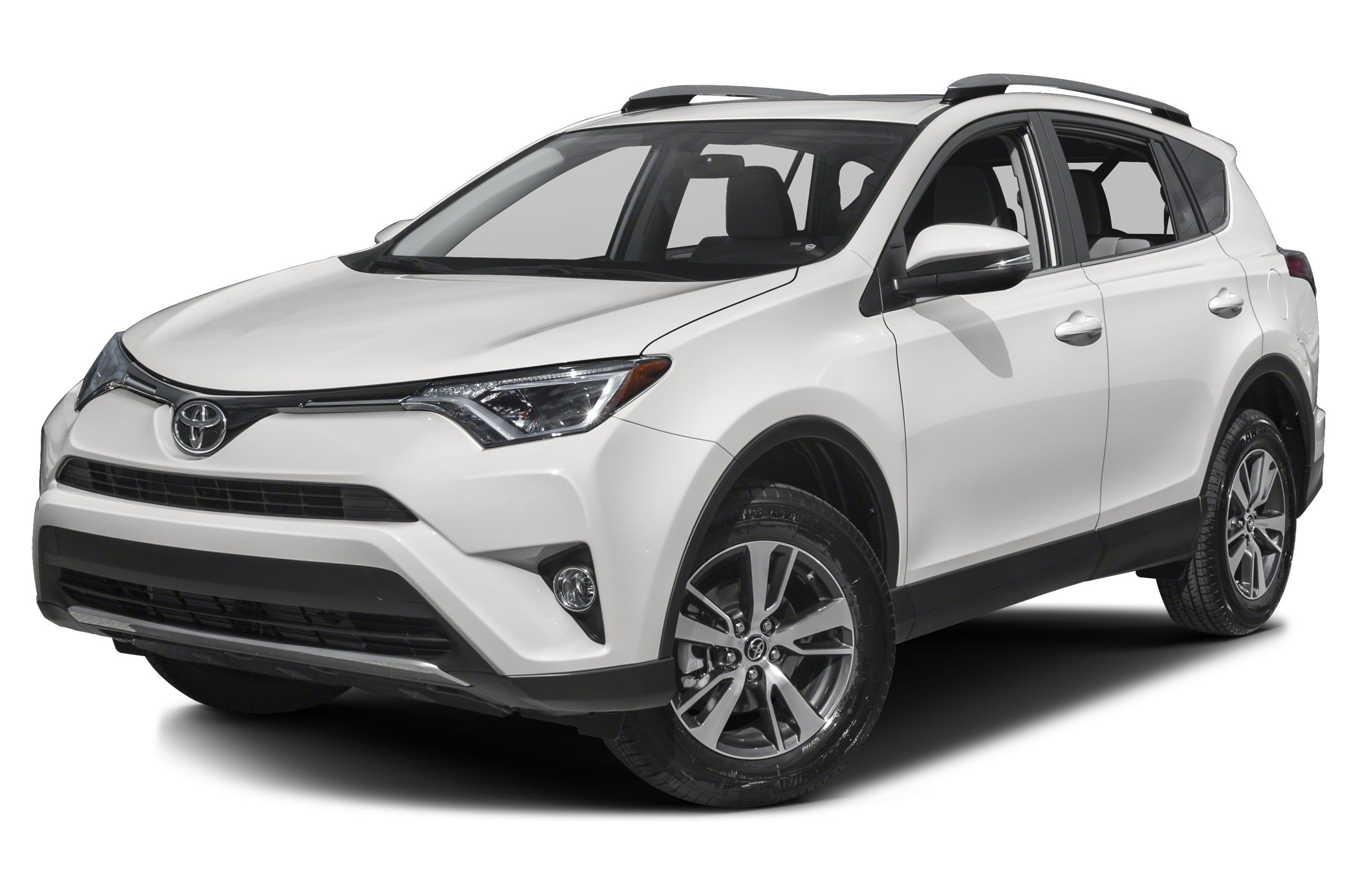 2016 Toyota RAV4 XLE Introducing the 2016 Toyota RAV4 Heres a vehicle which packs big-league pow