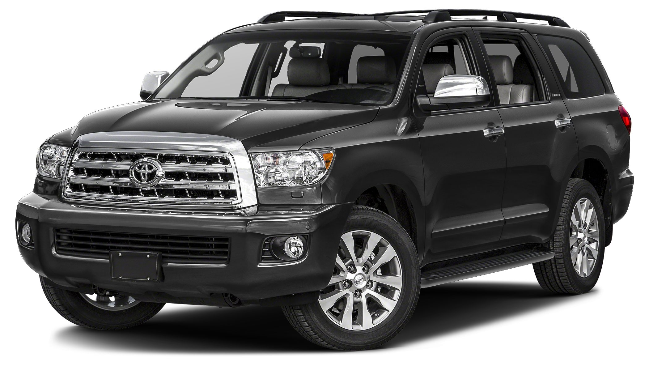 2017 Toyota Sequoia Limited 2017 Toyota Sequoia Limited Optional equipment includes Safety  Conv