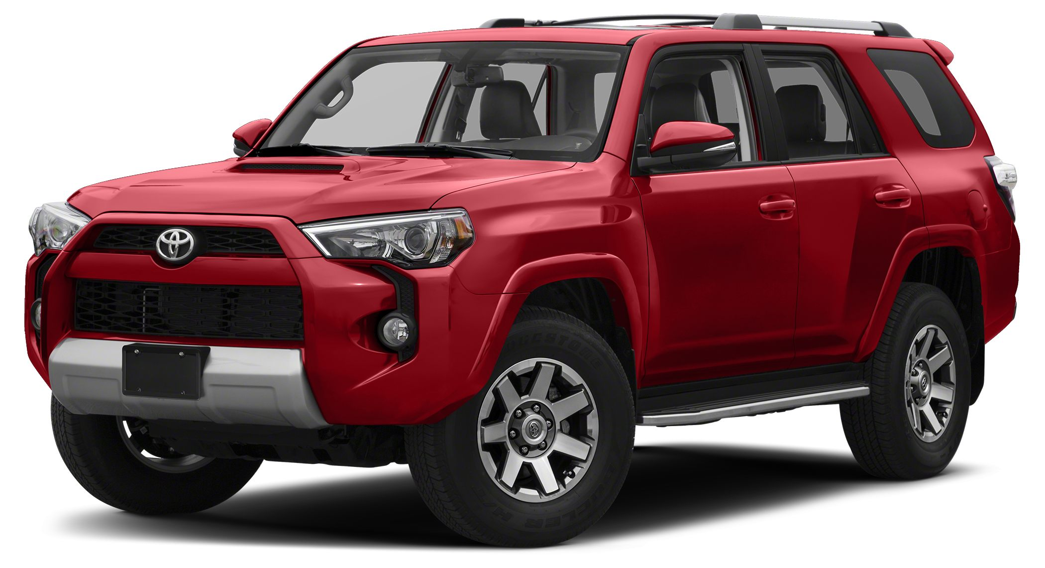2018 Toyota 4Runner TRD Off Road Barcelona Red Metallic TRD Off-Road Preferred Owners Portfolio