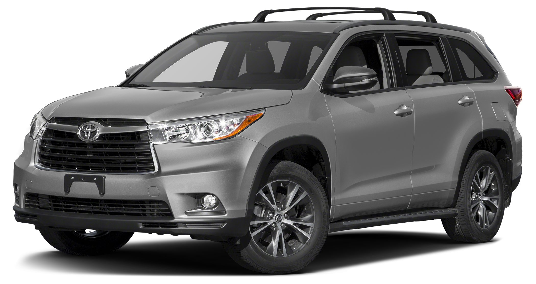 2016 Toyota Highlander XLE Introducing the 2016 Toyota Highlander A comfortable ride with room to
