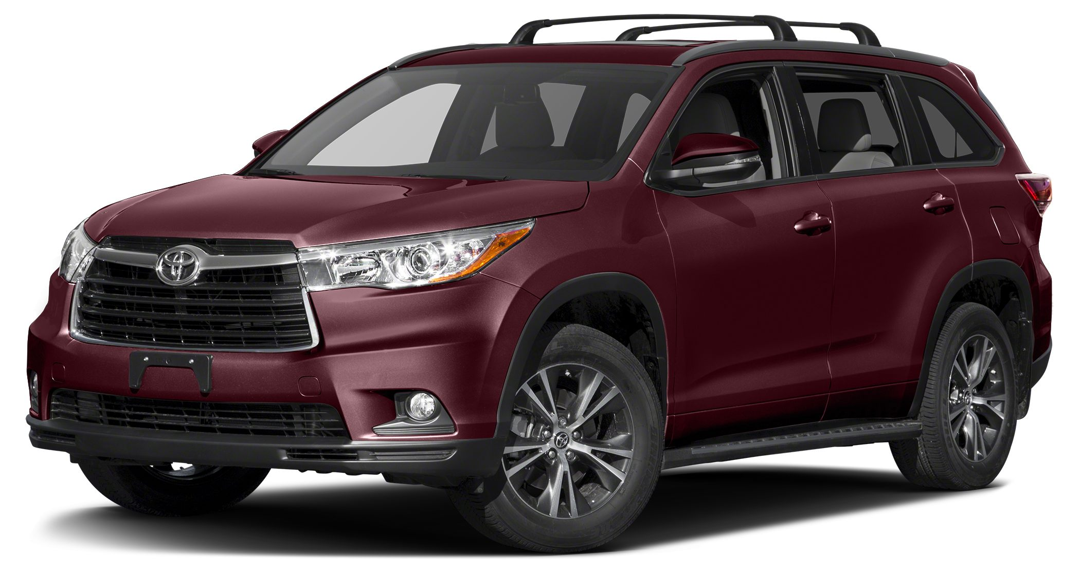 2016 Toyota Highlander XLE Miles 0Color Ooh La La Rouge Mica Stock 147476 VIN 5TDKKRFH9GS147