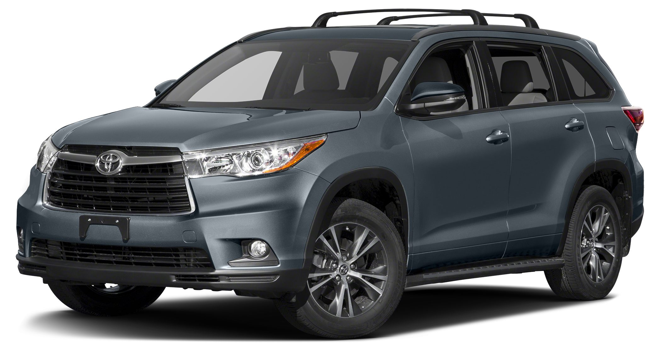 2016 Toyota Highlander XLE XLE trim ONLY 10901 Miles EPA 24 MPG Hwy18 MPG City Moonroof Nav