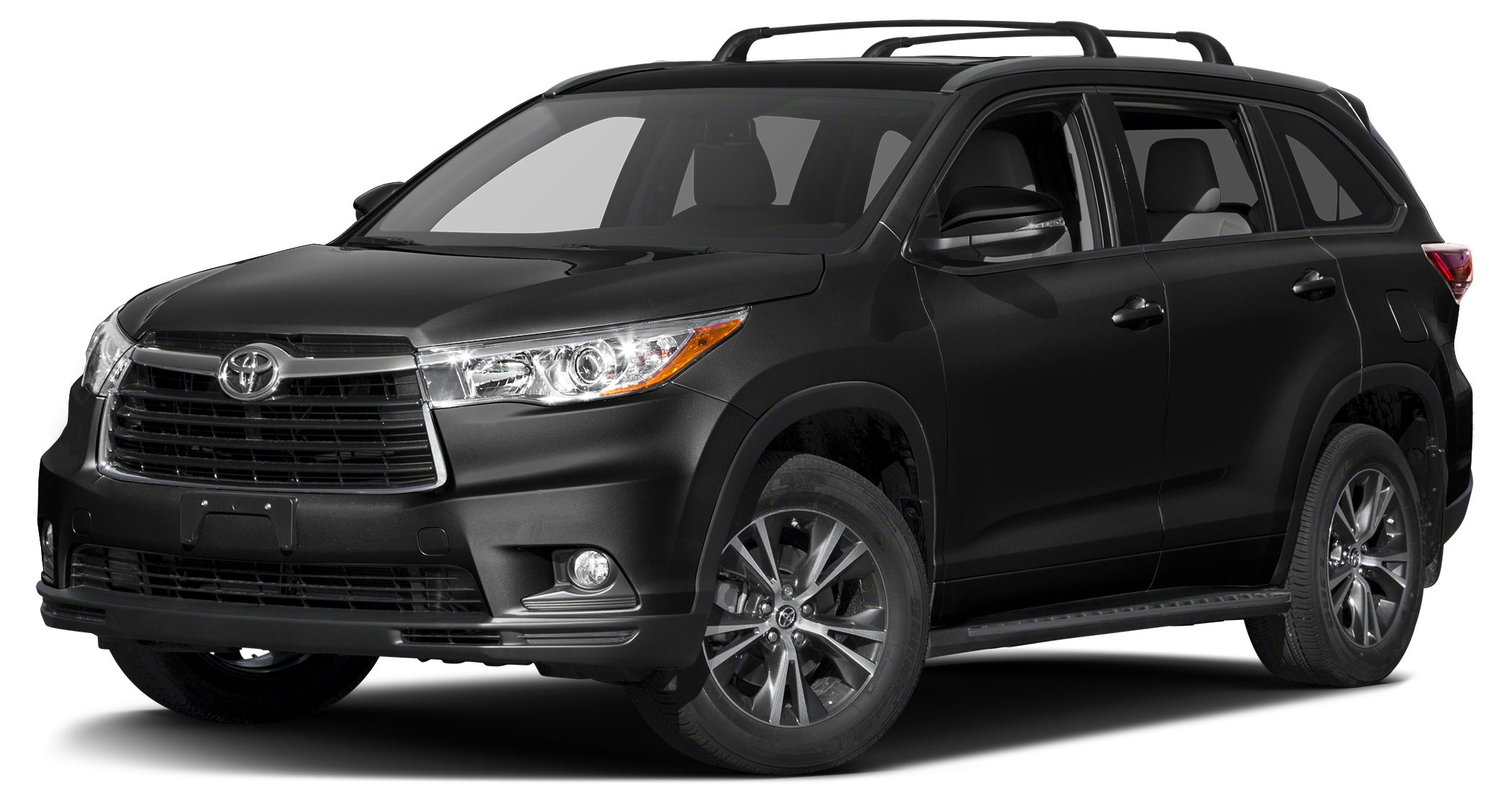 2016 Toyota Highlander XLE Miles 0Color Midnight Black Metallic Stock 01339 VIN 5TDKKRFH6GS5