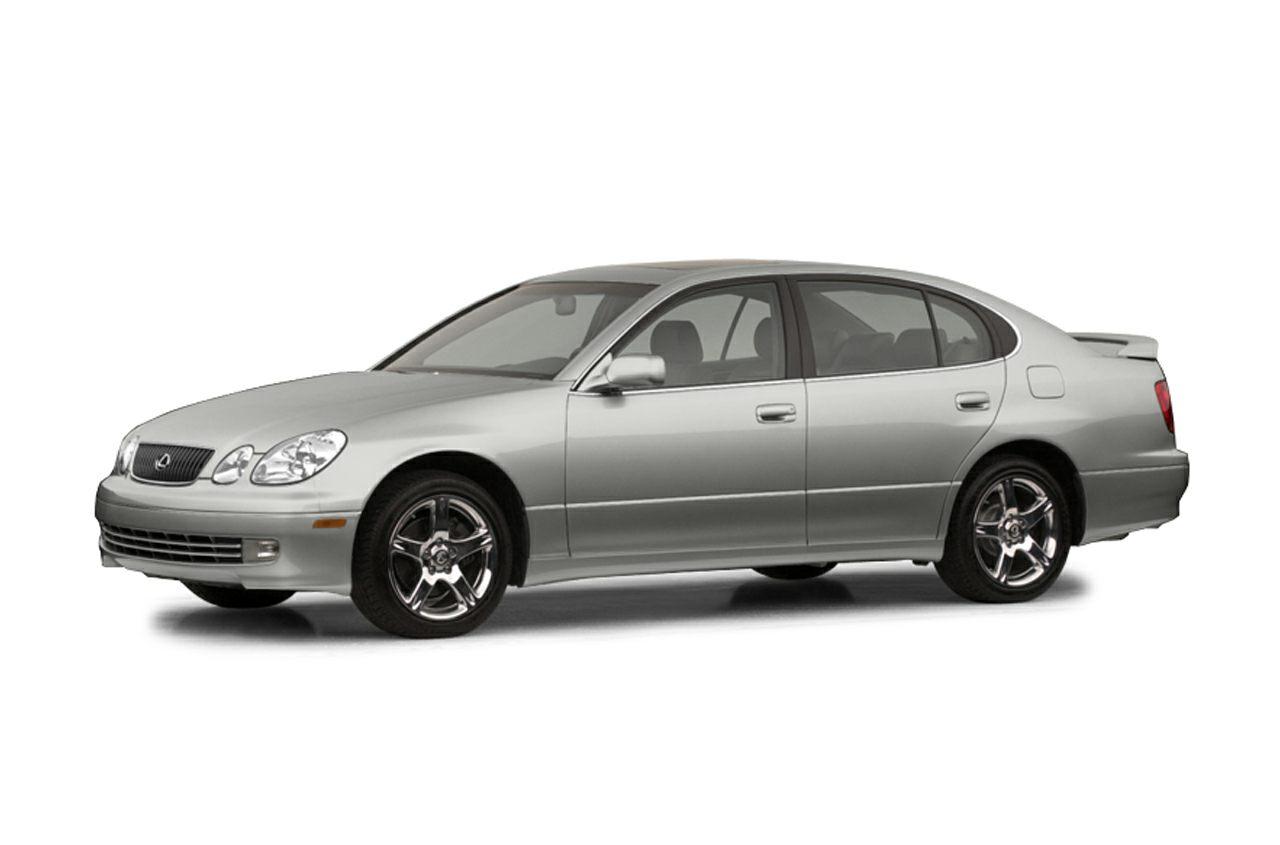 2003 Lexus GS 430 Base Miles 134901Color White Stock H170197A VIN JT8BL69S830013525