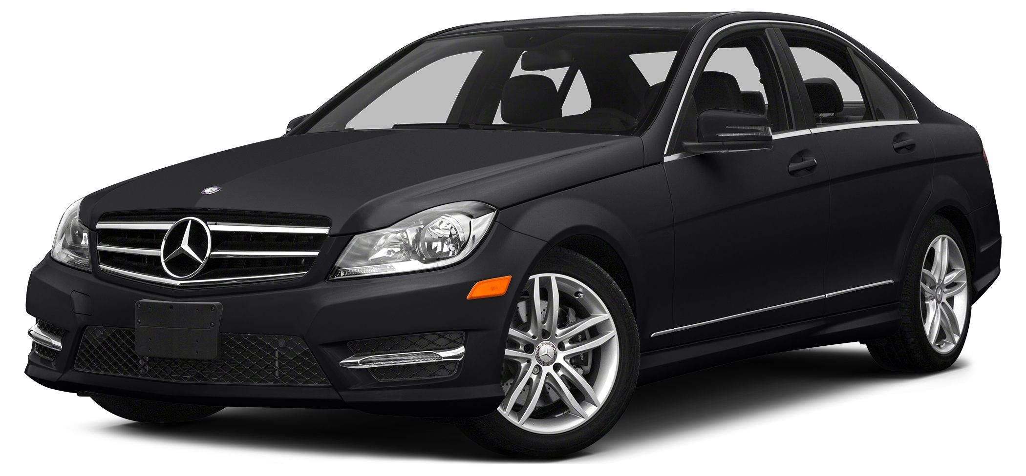 2014 MERCEDES C-Class C300 Vehicle Detailed Recent Oil Change and Passed Dealer Inspection Low