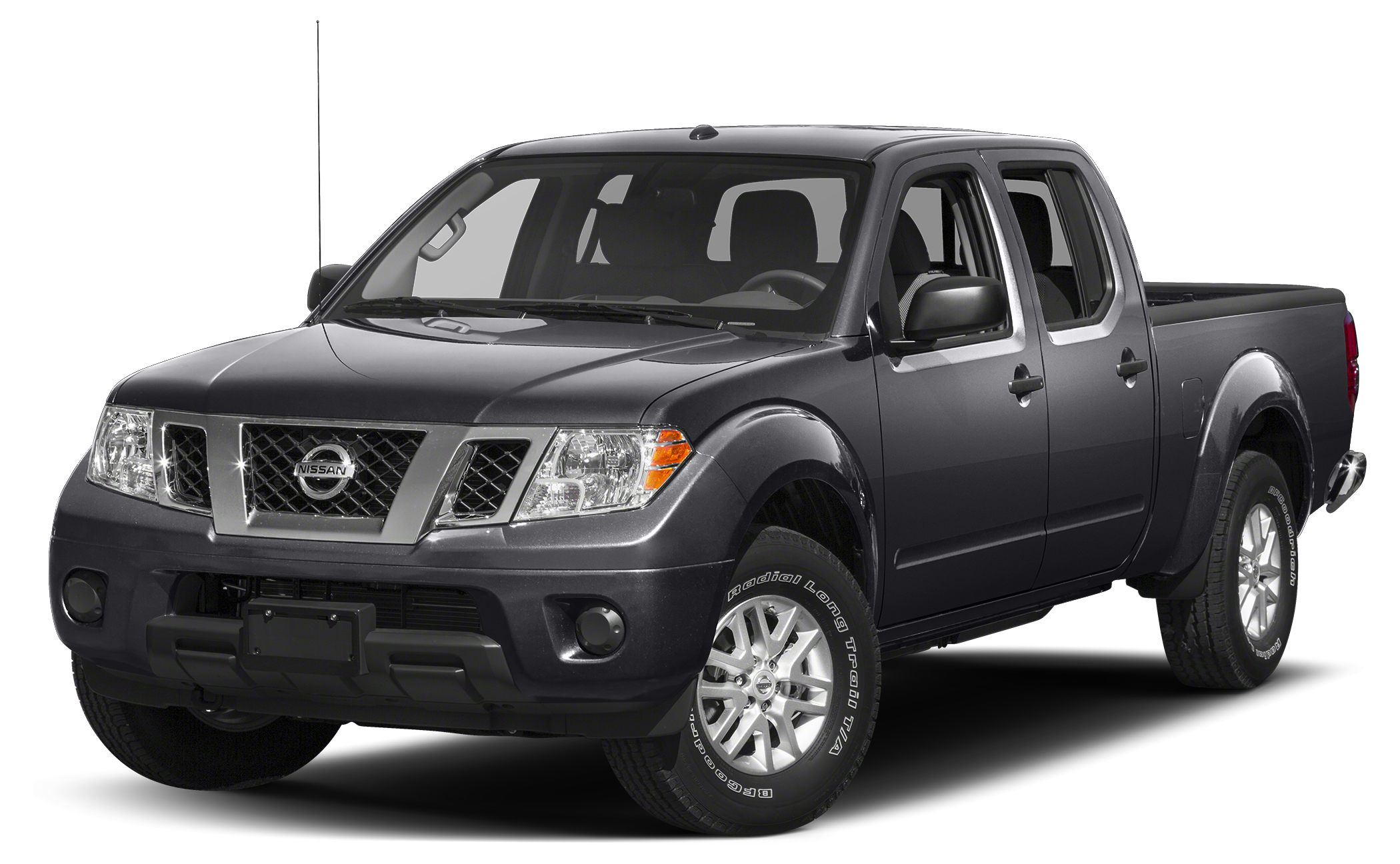 2014 Nissan Frontier SV Miles 35360Color Night Armor Stock P2389 VIN 1N6AD0ER9EN712644