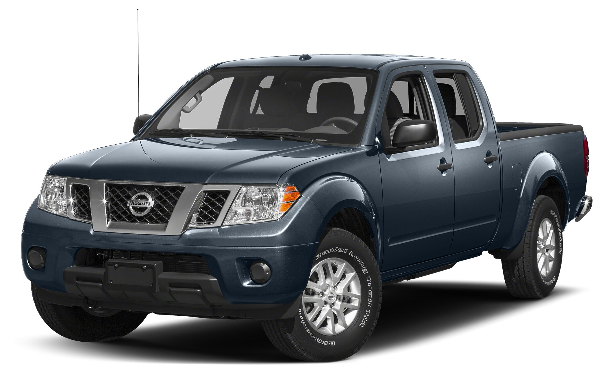 2016 Nissan Frontier SV Miles 8880Color Arctic Blue Metallic Stock 16MA198A VIN 1N6AD0ER1GN7