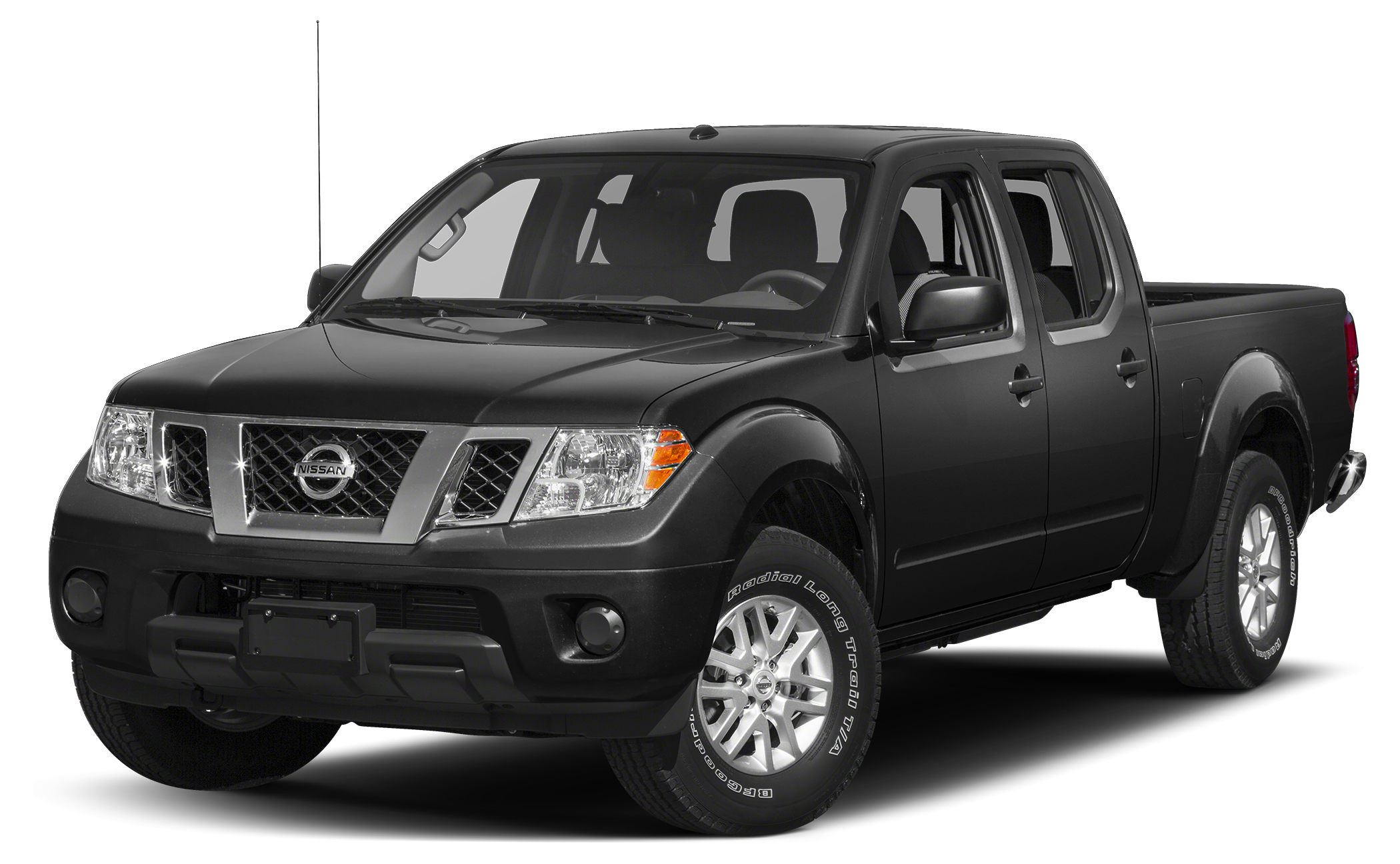 2015 Nissan Frontier SV Outstanding design defines the 2015 Nissan Frontier A practical vehicle t