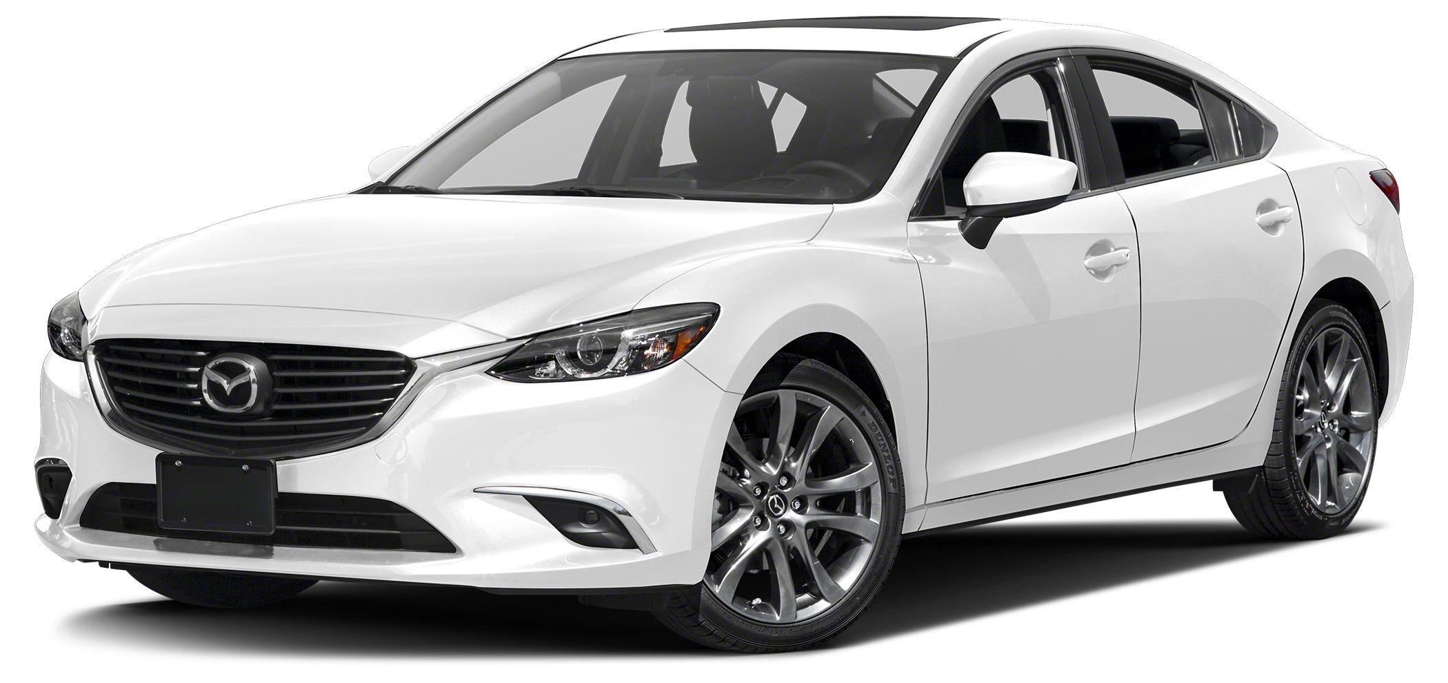 2016 Mazda MAZDA6 i Grand Touring Color Snowflake White Pearl Stock OM0713 VIN JM1GJ1W5XG1474