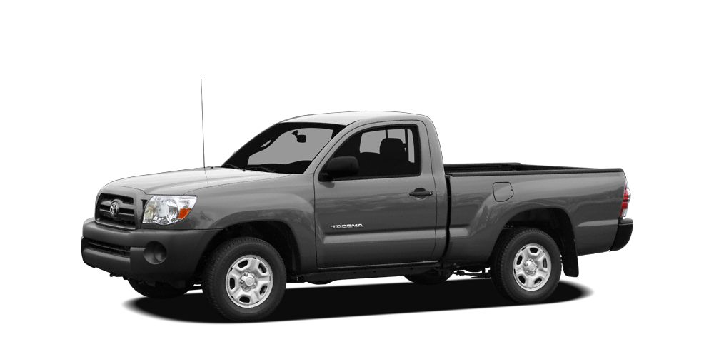 2010 Toyota Tacoma Base Tacoma trim MAGNETIC GRAY METALLIC exterior and GRAPHITE interior CARFAX