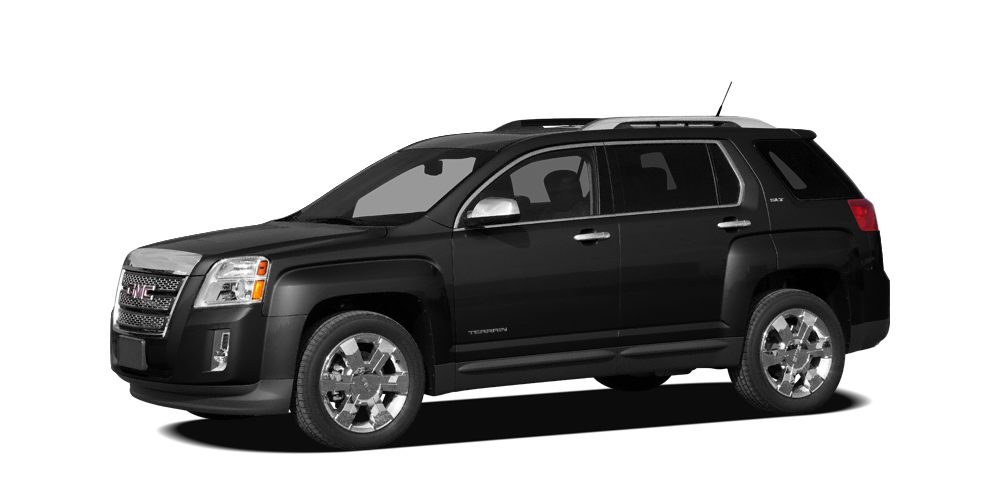 2011 GMC Terrain SLT-1 Loclal One Owner Trade with a CLEAN CARFAX and priced well below the Market