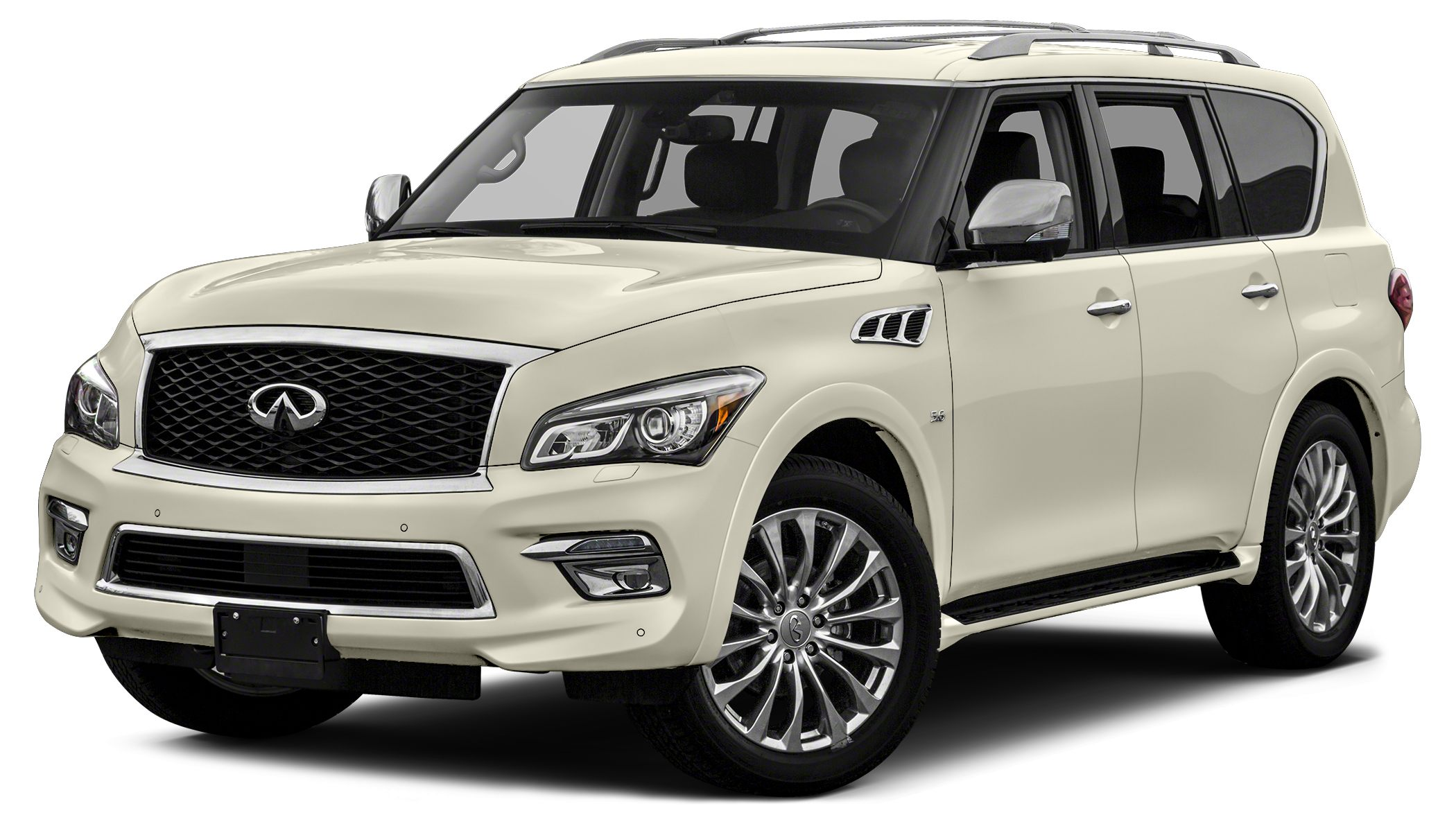2015 Infiniti QX80 Base  Why Coast Infiniti No one thinks going to a car dealership is a Mile