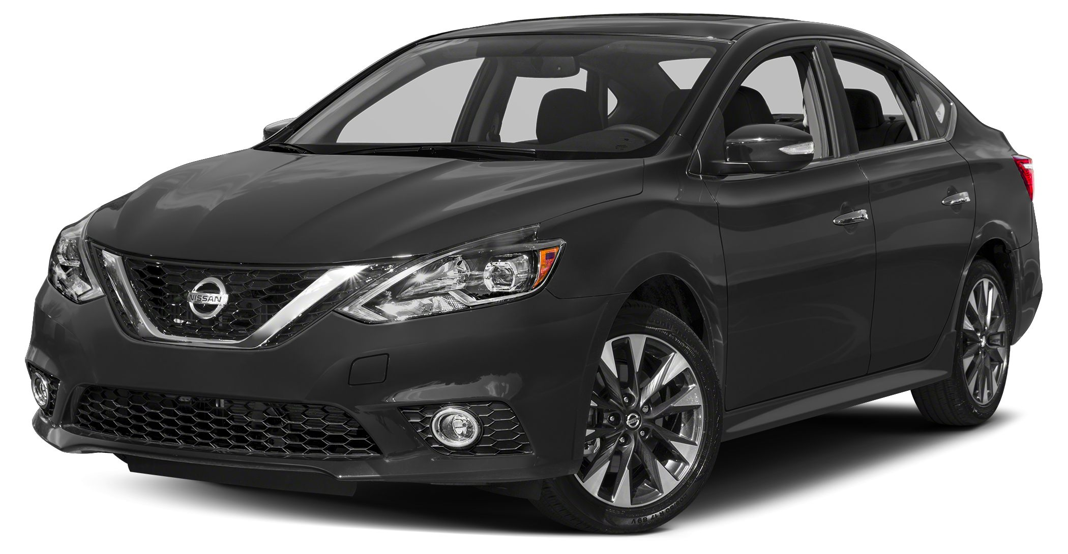 2017 Nissan Sentra SR Turbo This 2017 Nissan Sentra 4dr SR Turbo CVT features a 16L 4 Cylinder 4c