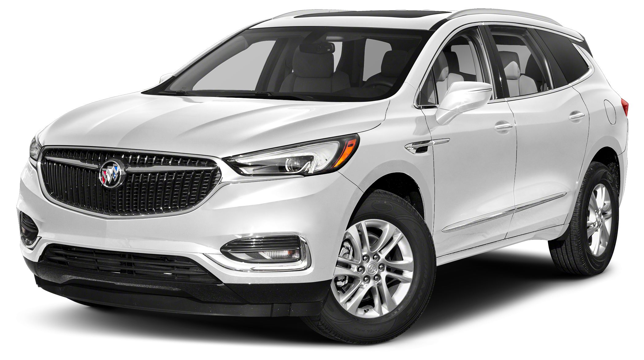 2018 Buick Enclave Essence Miles 3Color Summit White Stock C1621 VIN 5GAEVAKWXJJ191793