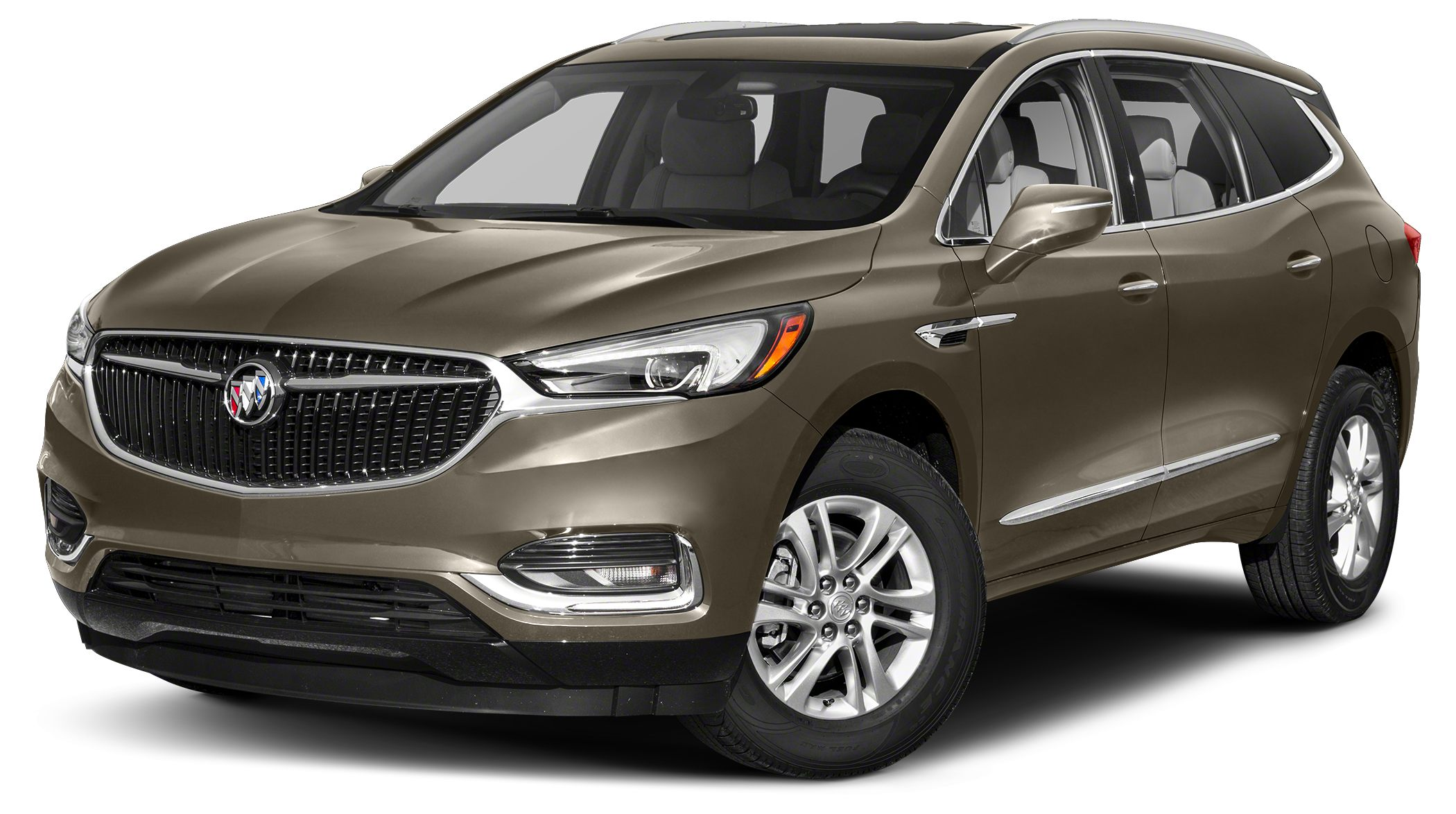2018 Buick Enclave Essence Delivers 26 Highway MPG and 18 City MPG Miles 5Color Pepperdust Met