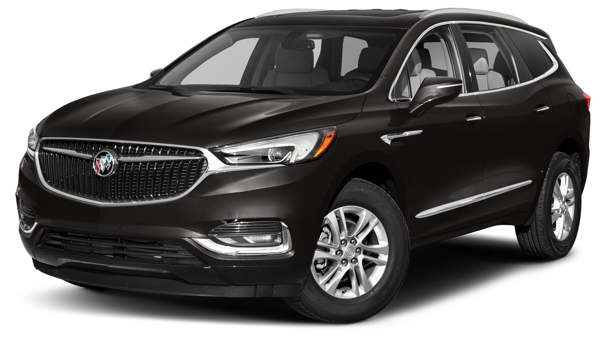 2018 Buick Enclave Avenir Miles 3Color Ebony Twilight Metallic Stock C1619 VIN 5GAEVCKW5JJ19