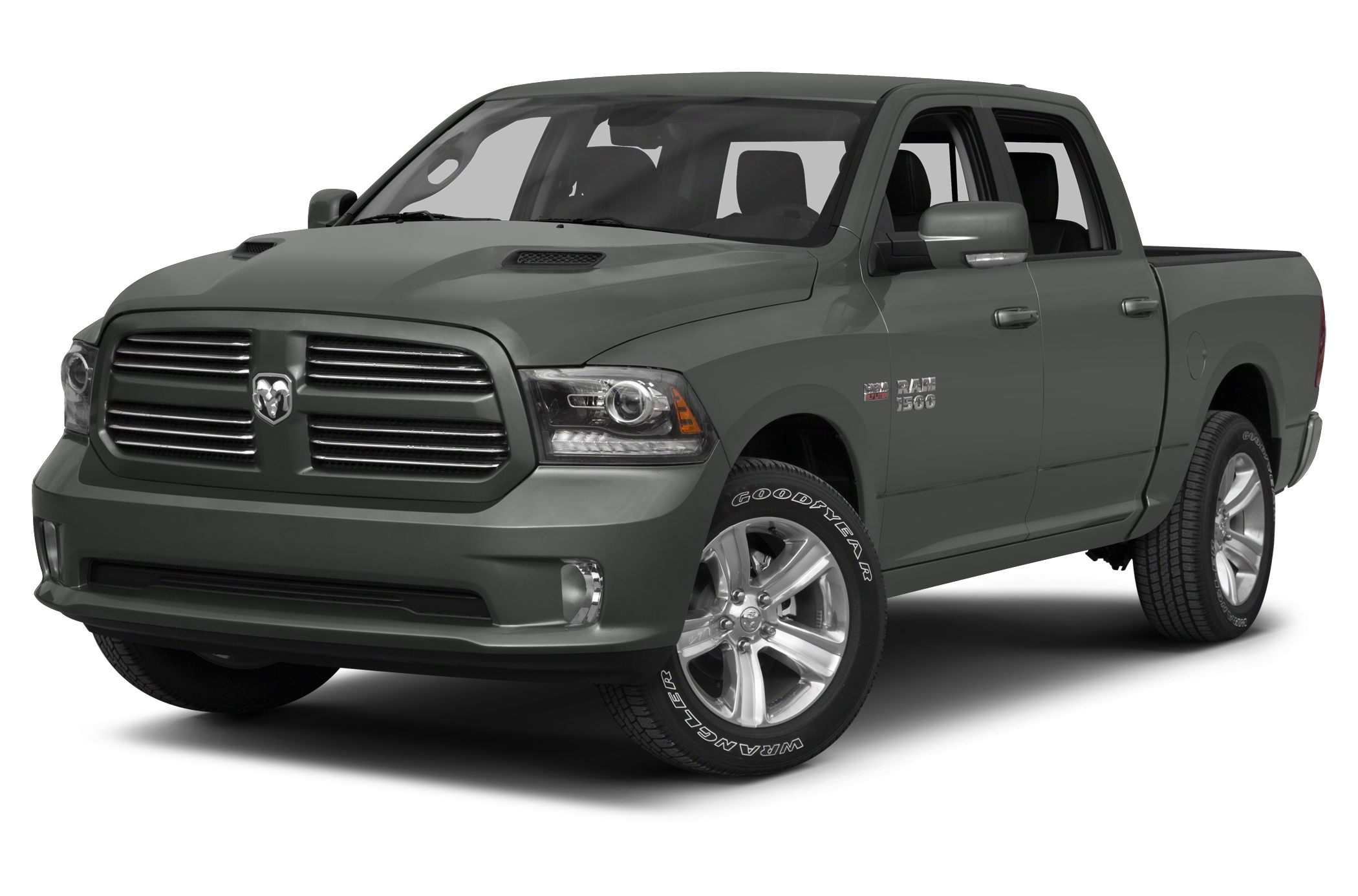 2013 RAM 1500 TradesmanExpress Ram 1500 Express 4D Crew Cab HEMI 57L V8 Multi Displacement VVT