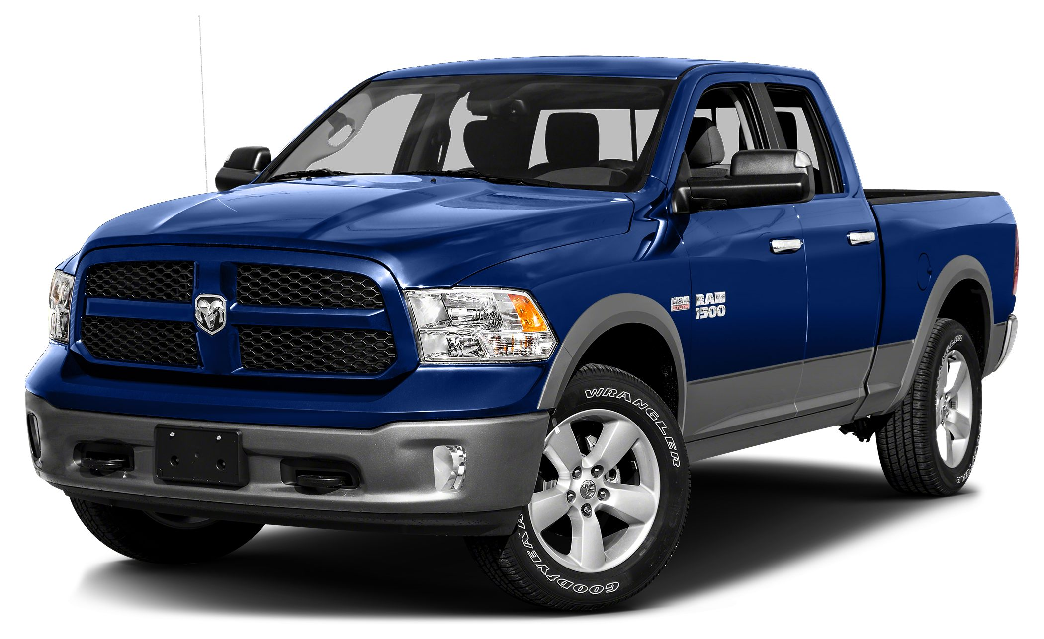 2015 RAM 1500 SLT Excellent Condition ONLY 19300 Miles Big Horn trim Blue Streak Pearlcoat ext