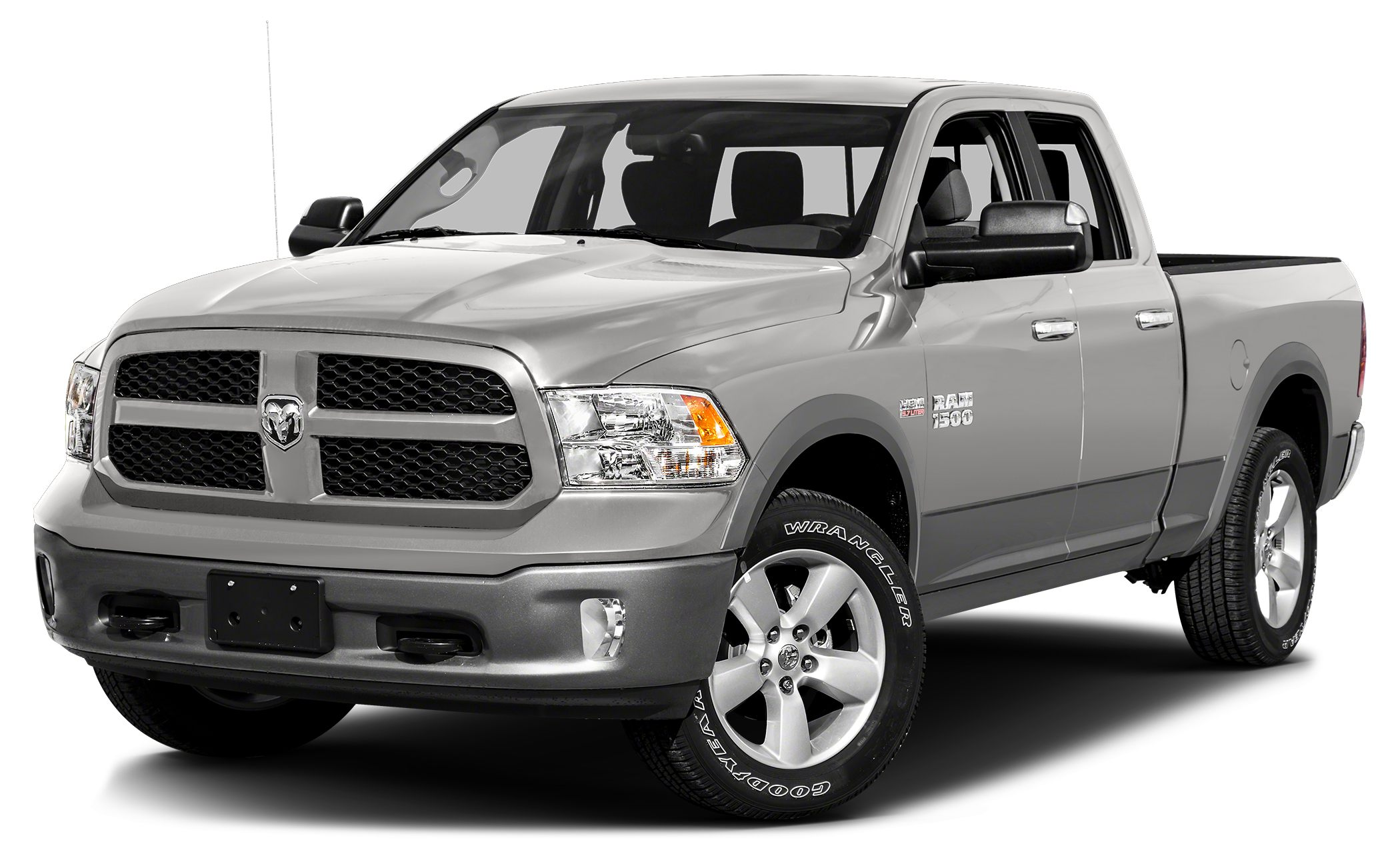 2014 RAM 1500 TradesmanExpress 4D Quad Cab HEMI 57L V8 Multi Displacement VVT and 4WD Short B