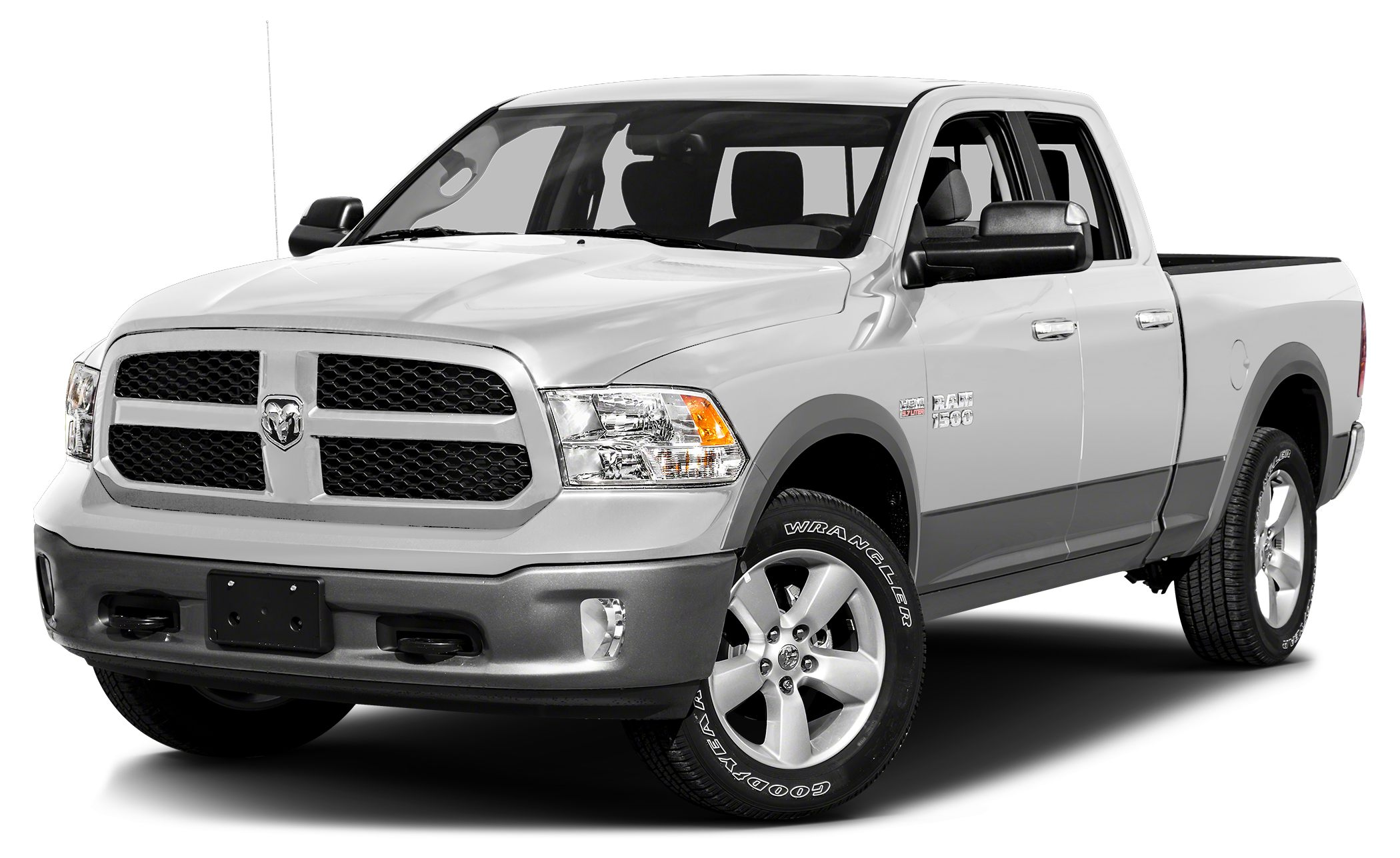 2015 RAM 1500 TradesmanExpress Low Miles Carfax One Owner - Carfax Guarantee This 2015 Ram 1
