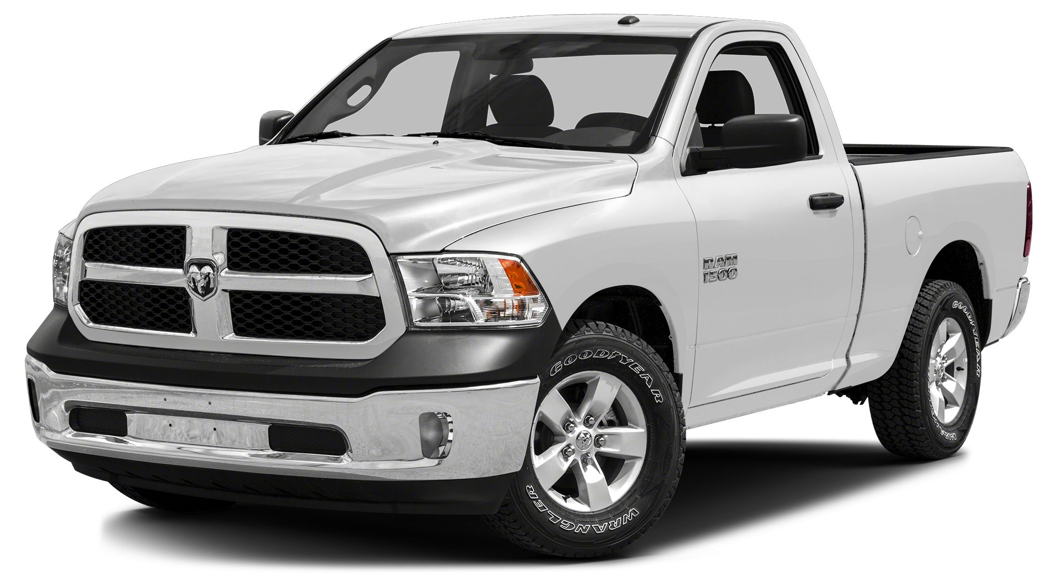 2015 RAM 1500 TradesmanExpress CARFAX 1-Owner LOW MILES - 1 EPA 25 MPG Hwy17 MPG City Trailer
