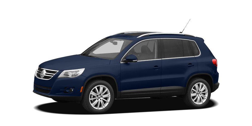 2009 Volkswagen Tiguan  Recent Arrival WARRANTY FOREVER included at NO EXTRA COST See our Ex